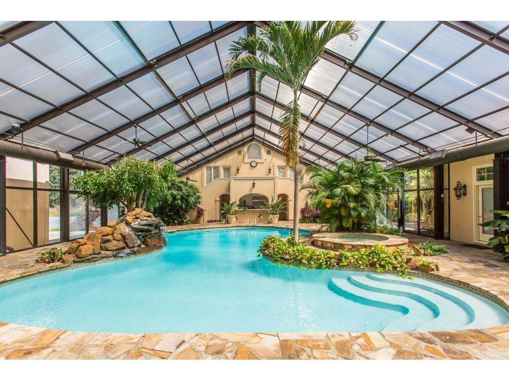 3 75m For Gwinnett Home With Theater Indoor Pool Basketball Court