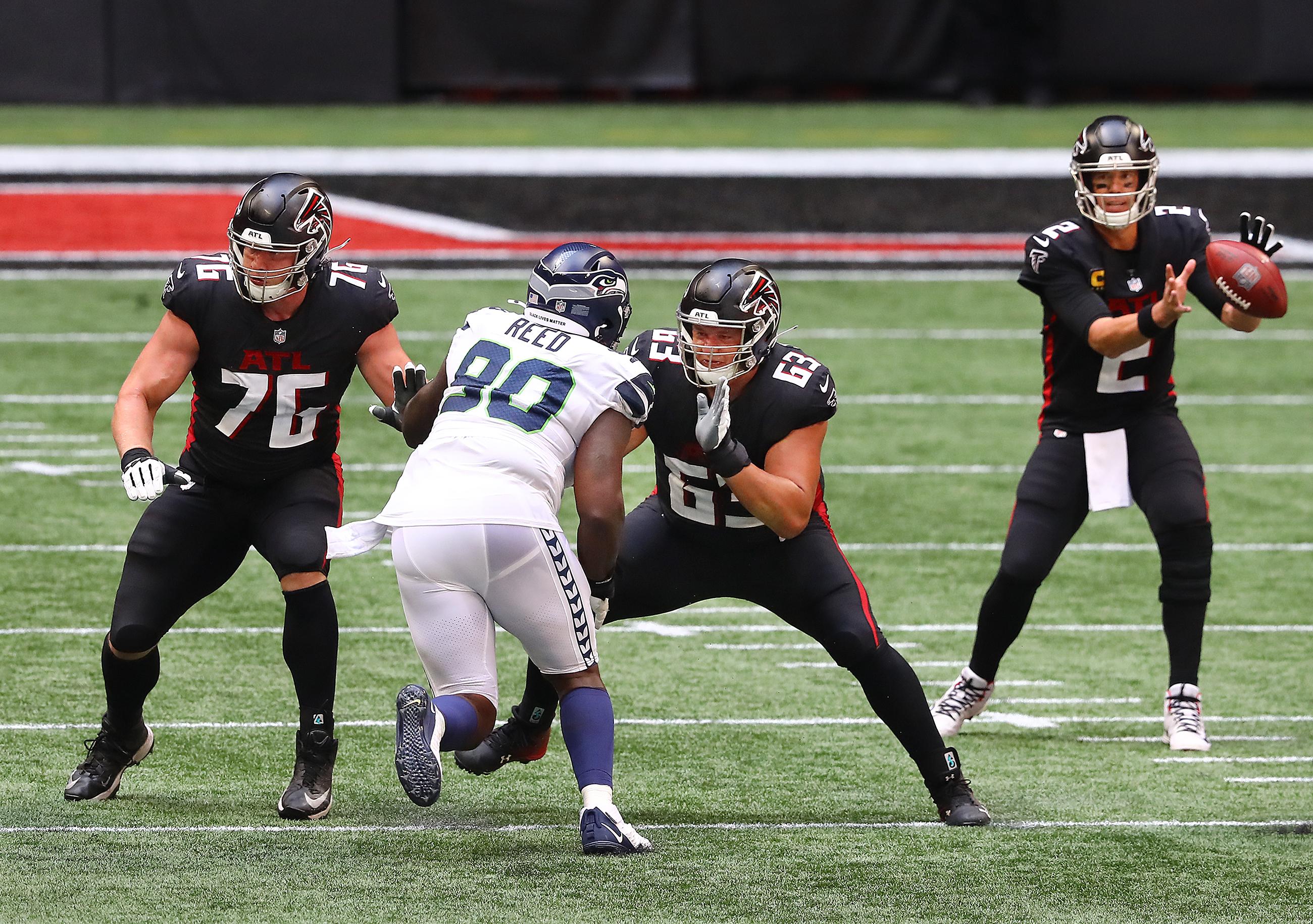 Dan Quinn On Why The Falcons Cut Jamon Brown