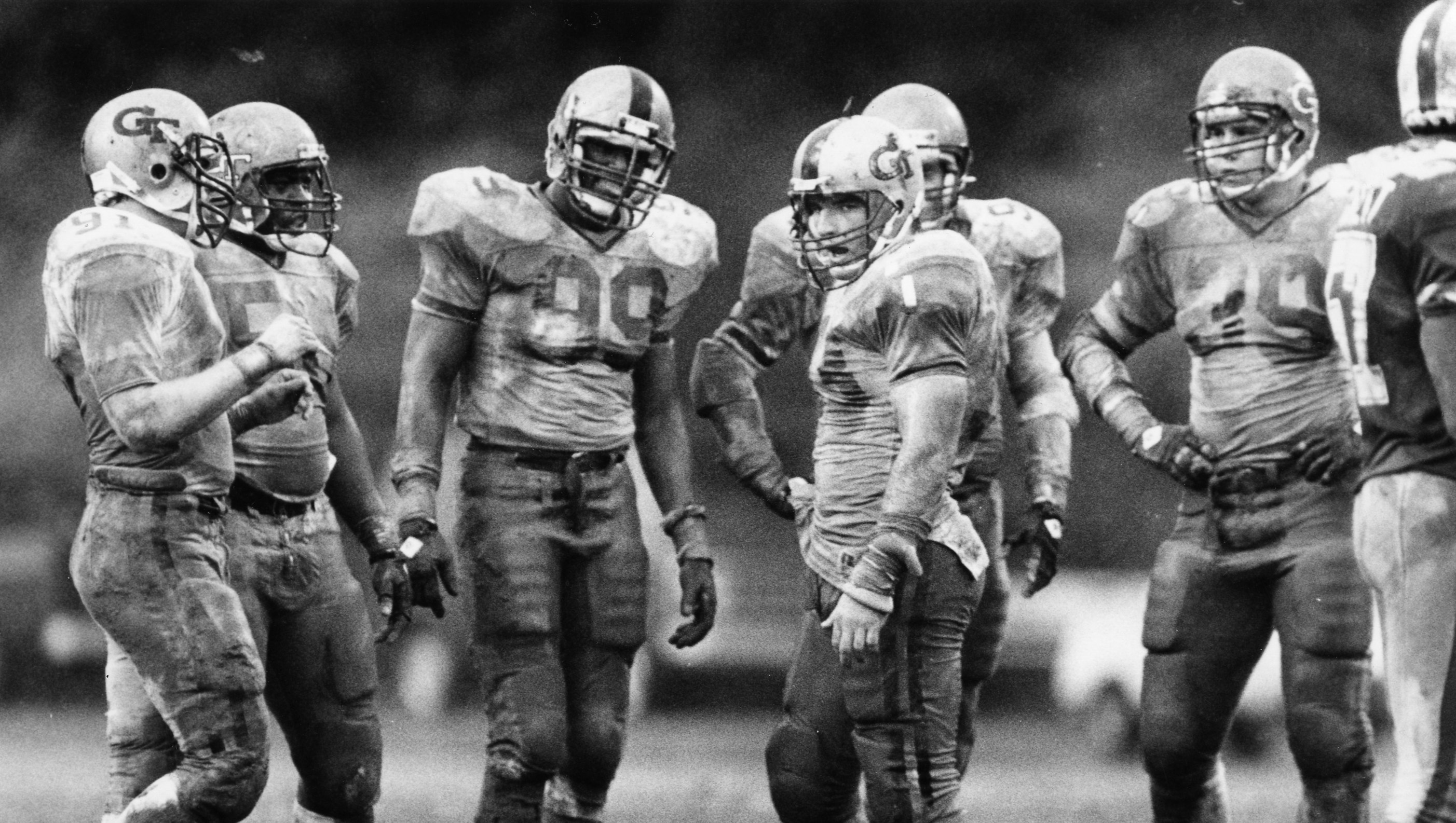 In Georgia Tech Tennessee Series Ted Roof Was Masterful In 1985