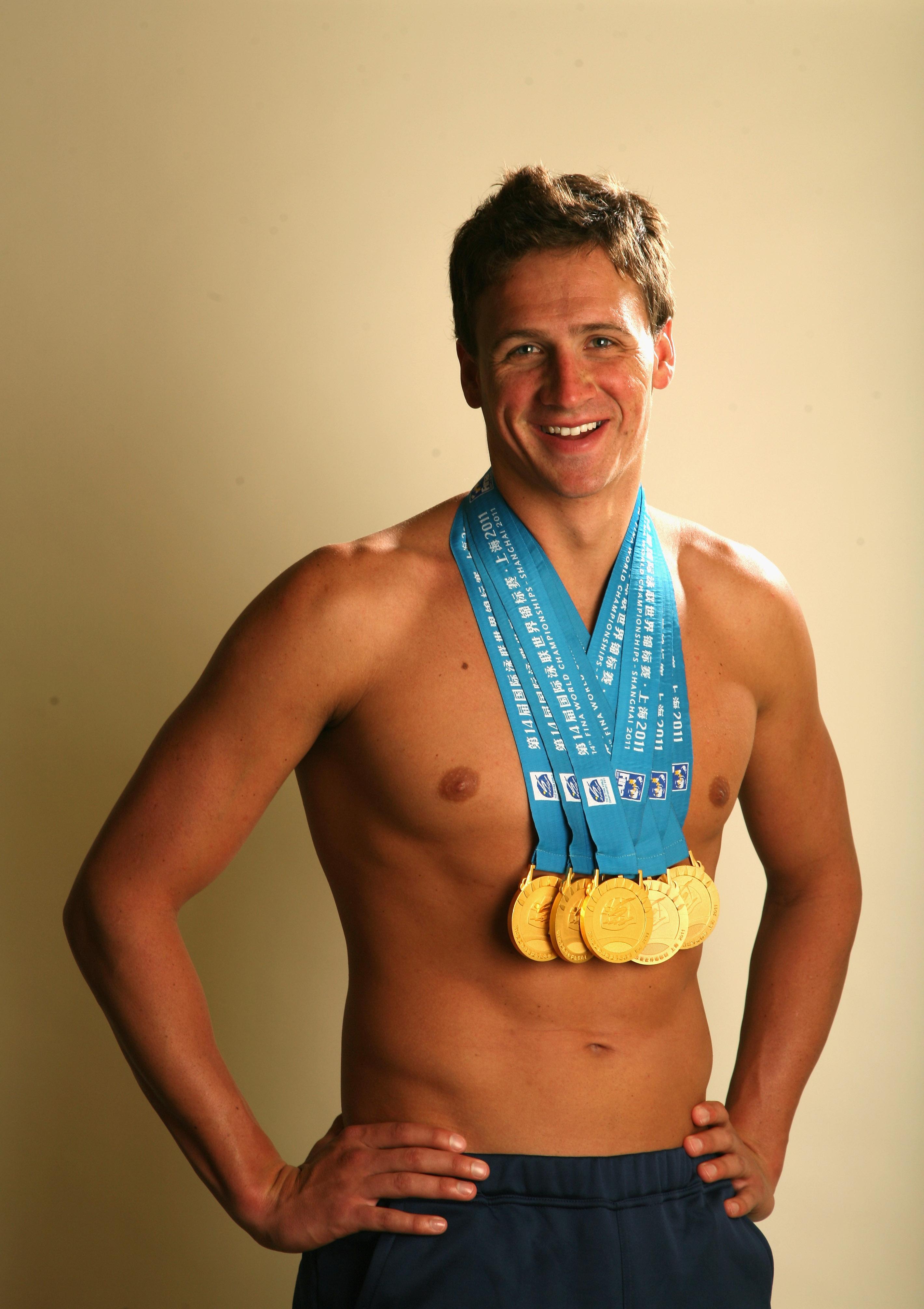 Hot Male Athletes