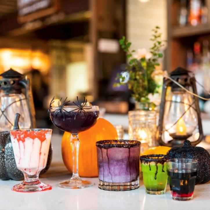 ajc.com - Yvonne Zusel - Celebrate Halloween at these metro Atlanta restaurants and bars
