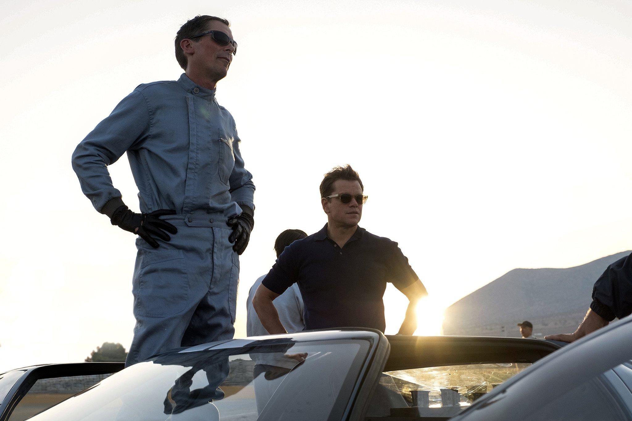 Propulsive Soundscape Of Ford V Ferrari Has Georgia Roots
