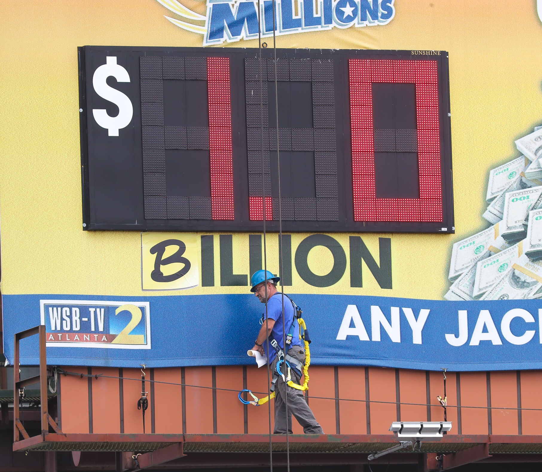 Breaking Mega Millions Jackpot Hits Record 1b