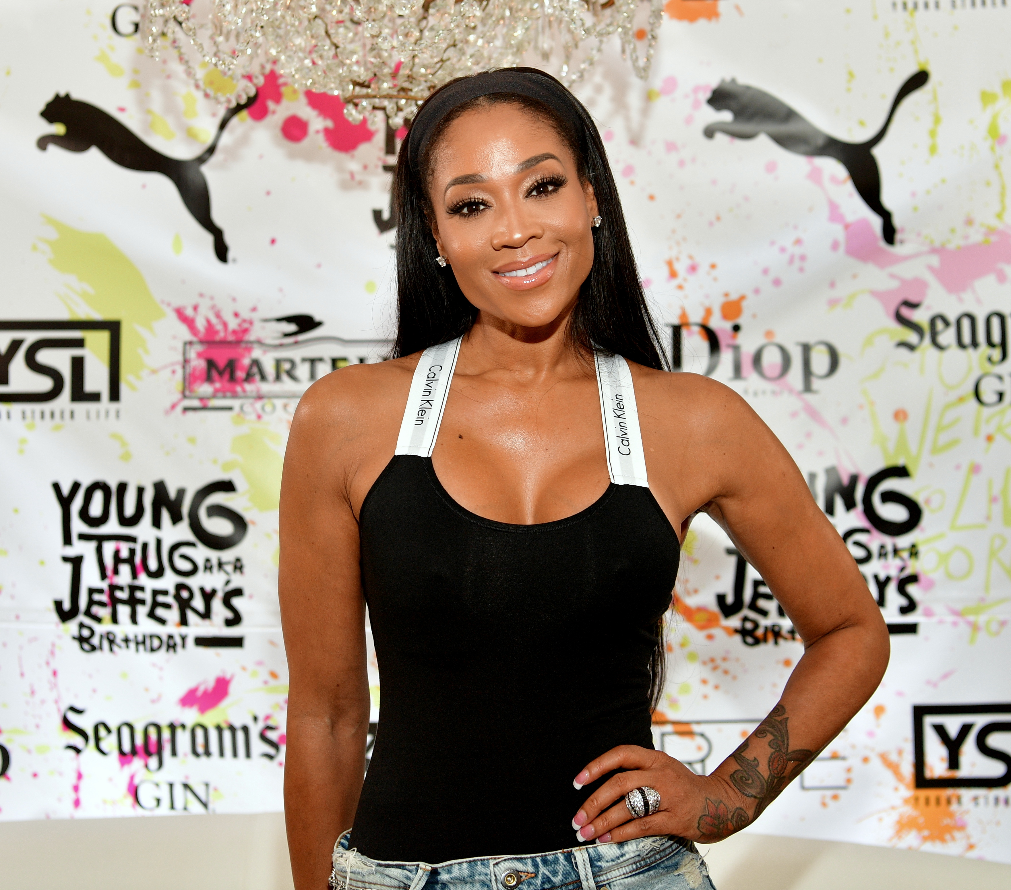 Is mimi faust who Welcome to