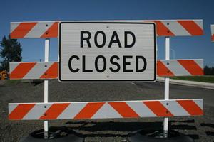ajc.com - Road closed for Locust Grove construction