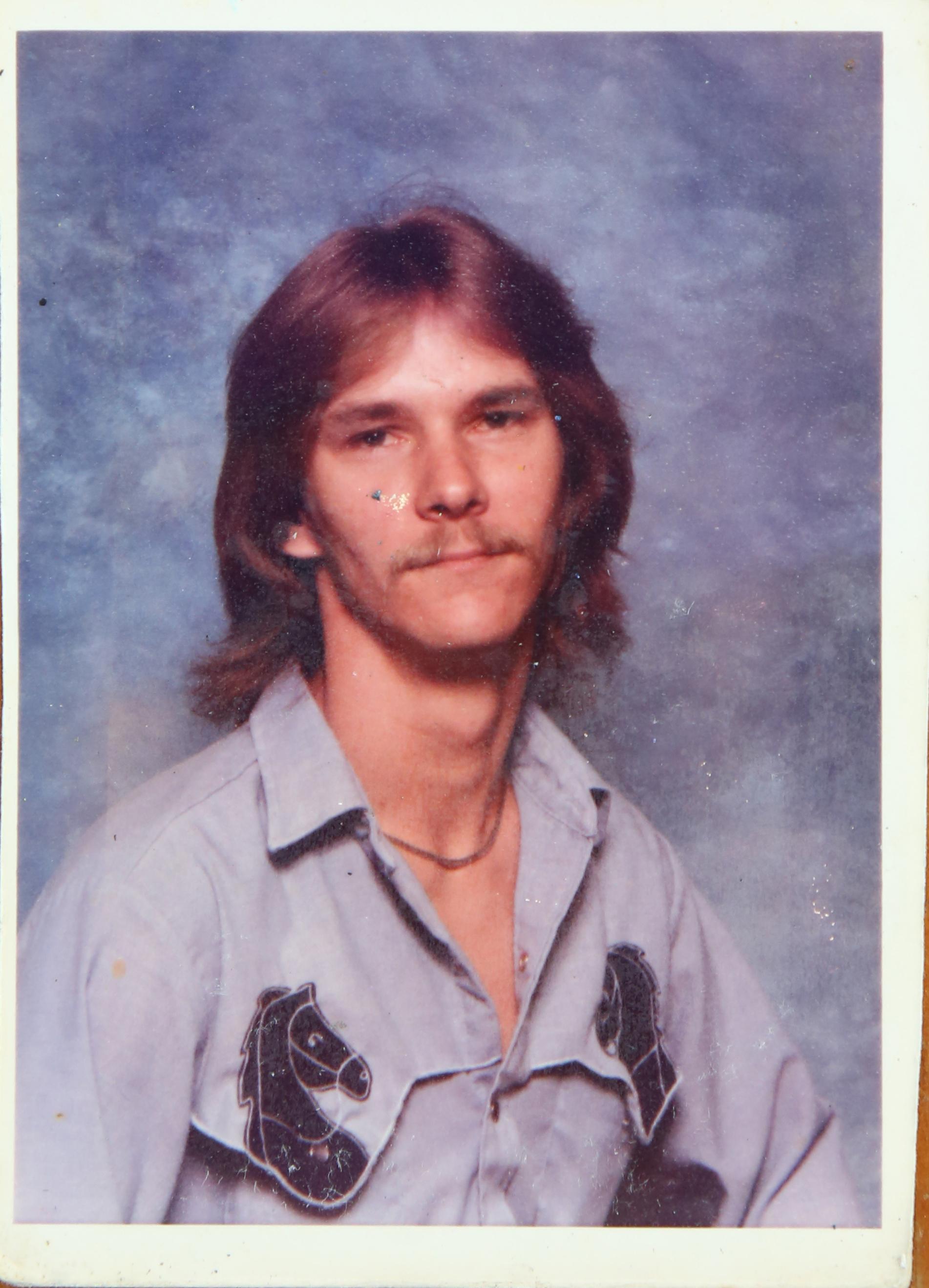 Dennis Perry, circa 1979.