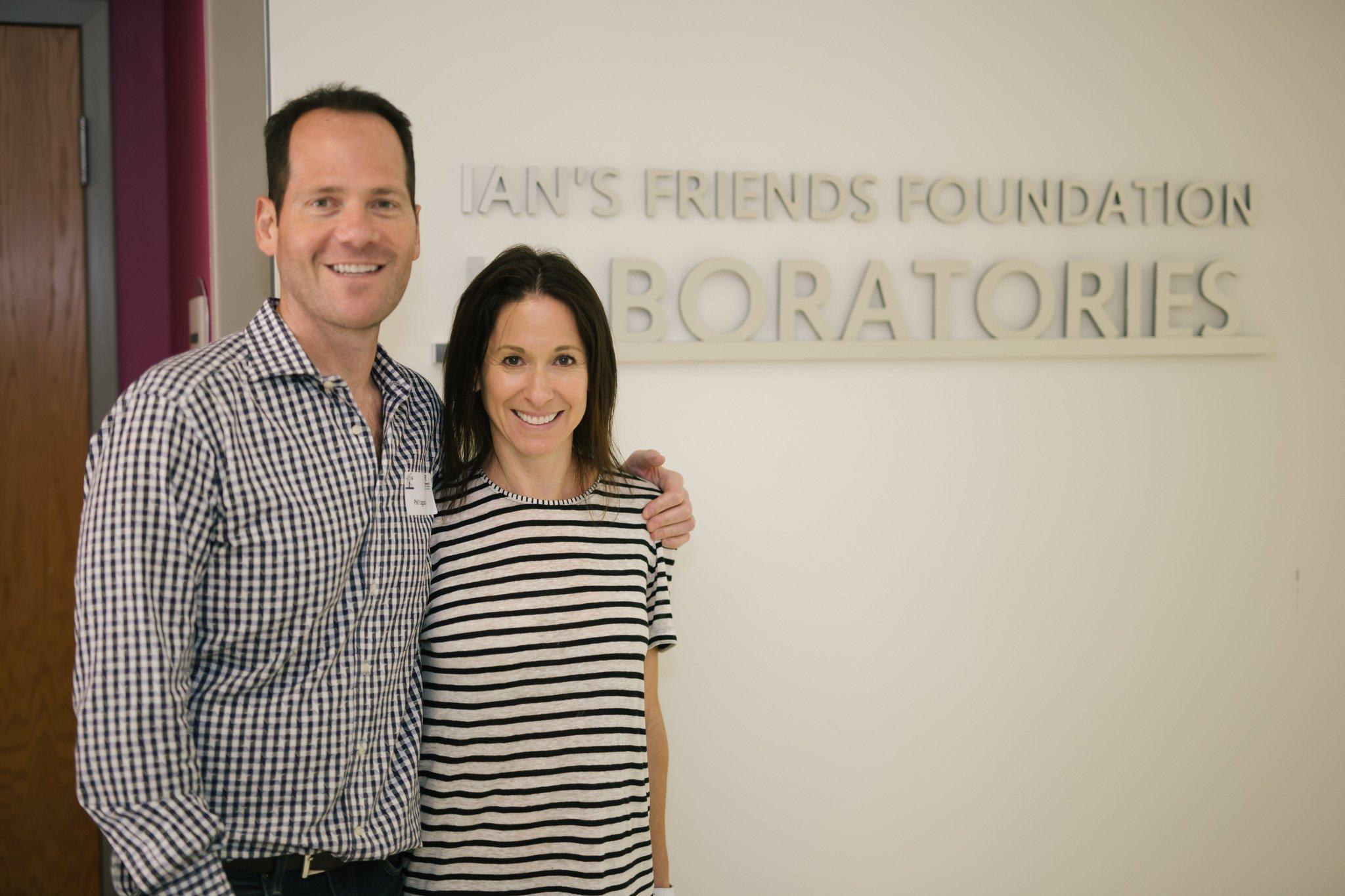 Atlanta couple shines light on childhood brain tumors