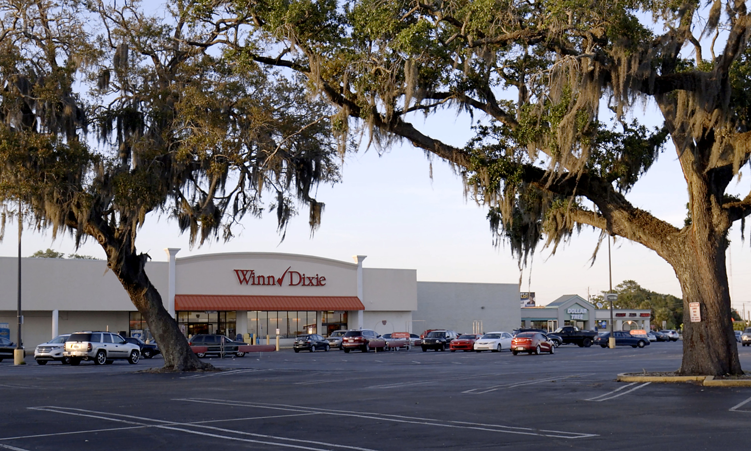 The Winn-Dixie where Erik Sparre was said to have been working on the night of the murders is about 15 miles from the church.