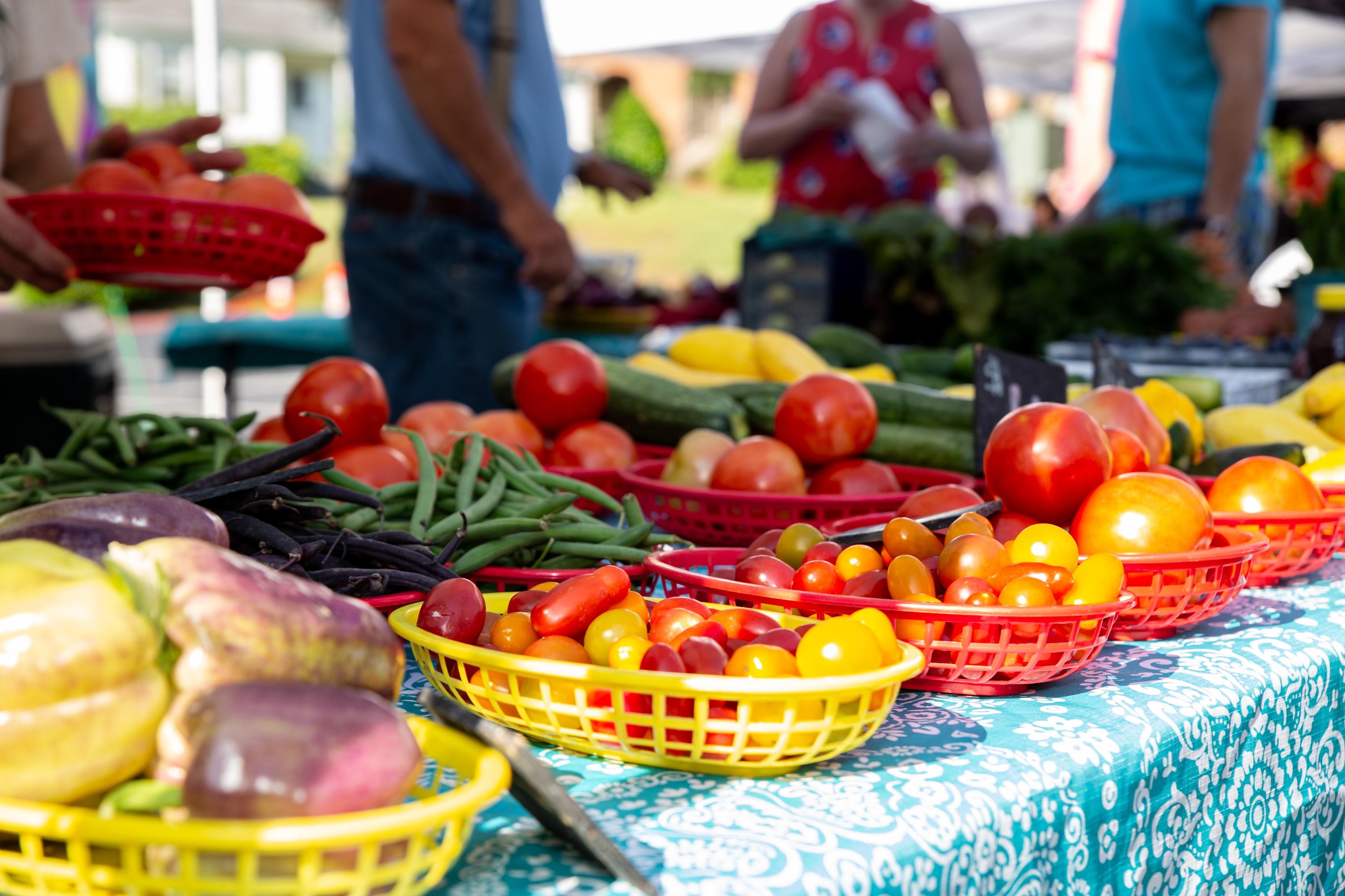 A Guide To 2020 Metro Atlanta Farmers Markets