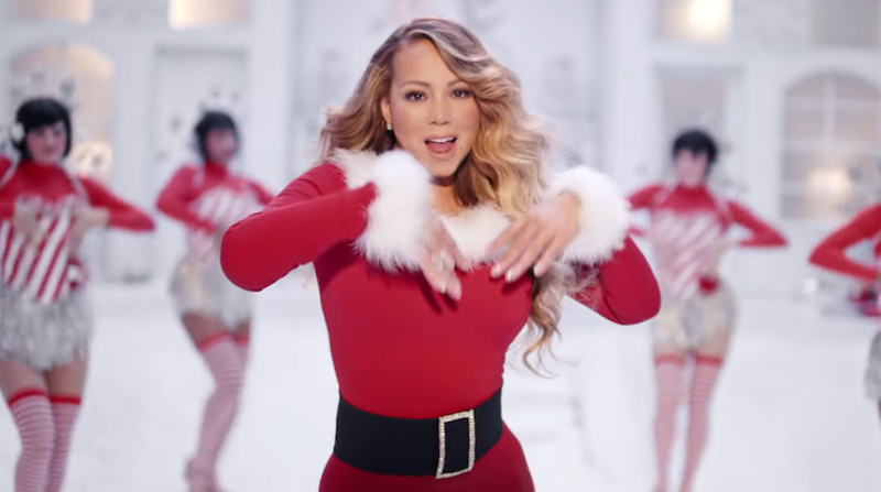 The Christmas song canon rarely changes and this year, Mariah Carey even  hit No. 1 with one - from 1994