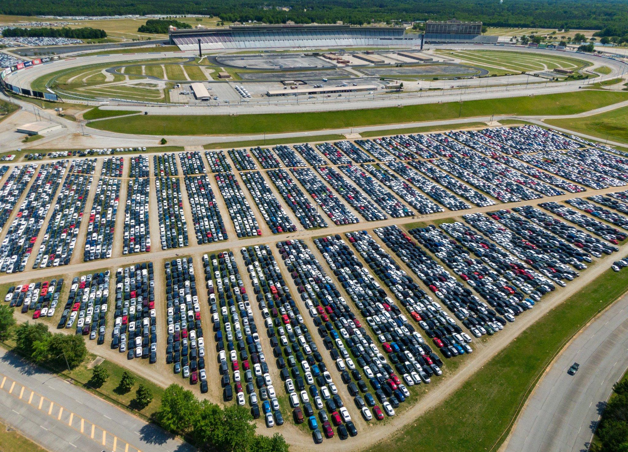 Covid 19 Upends Businesses Fueling Atlanta S Automobile Economy