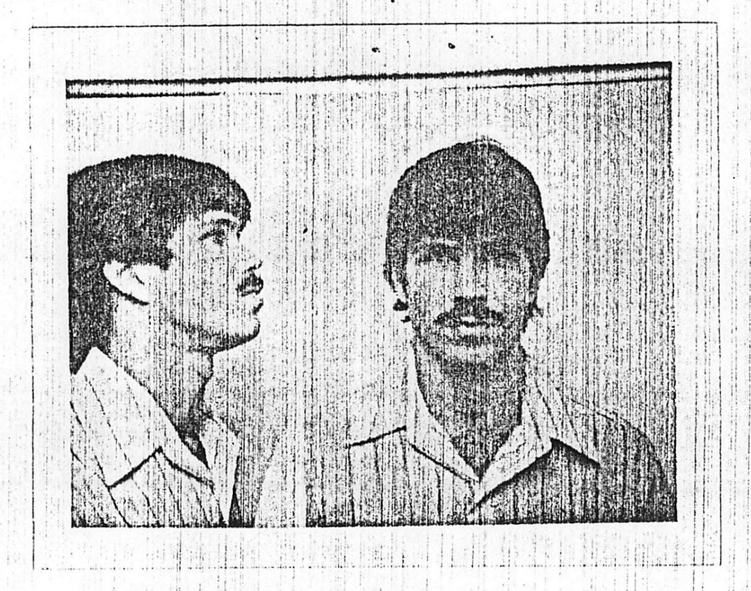 Erik Sparre, seen here circa 1986, was an early suspect but had an alibi.