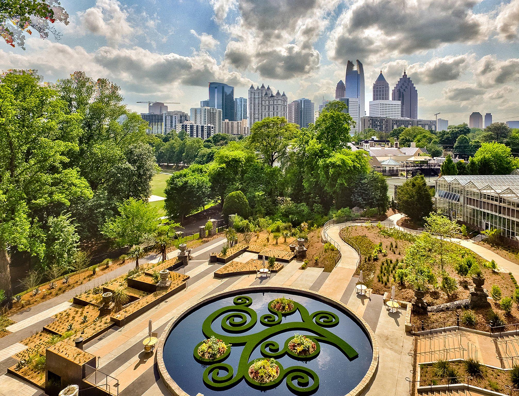 Atlanta Botanical Garden Offers New Exhibit Concerts Cocktails More