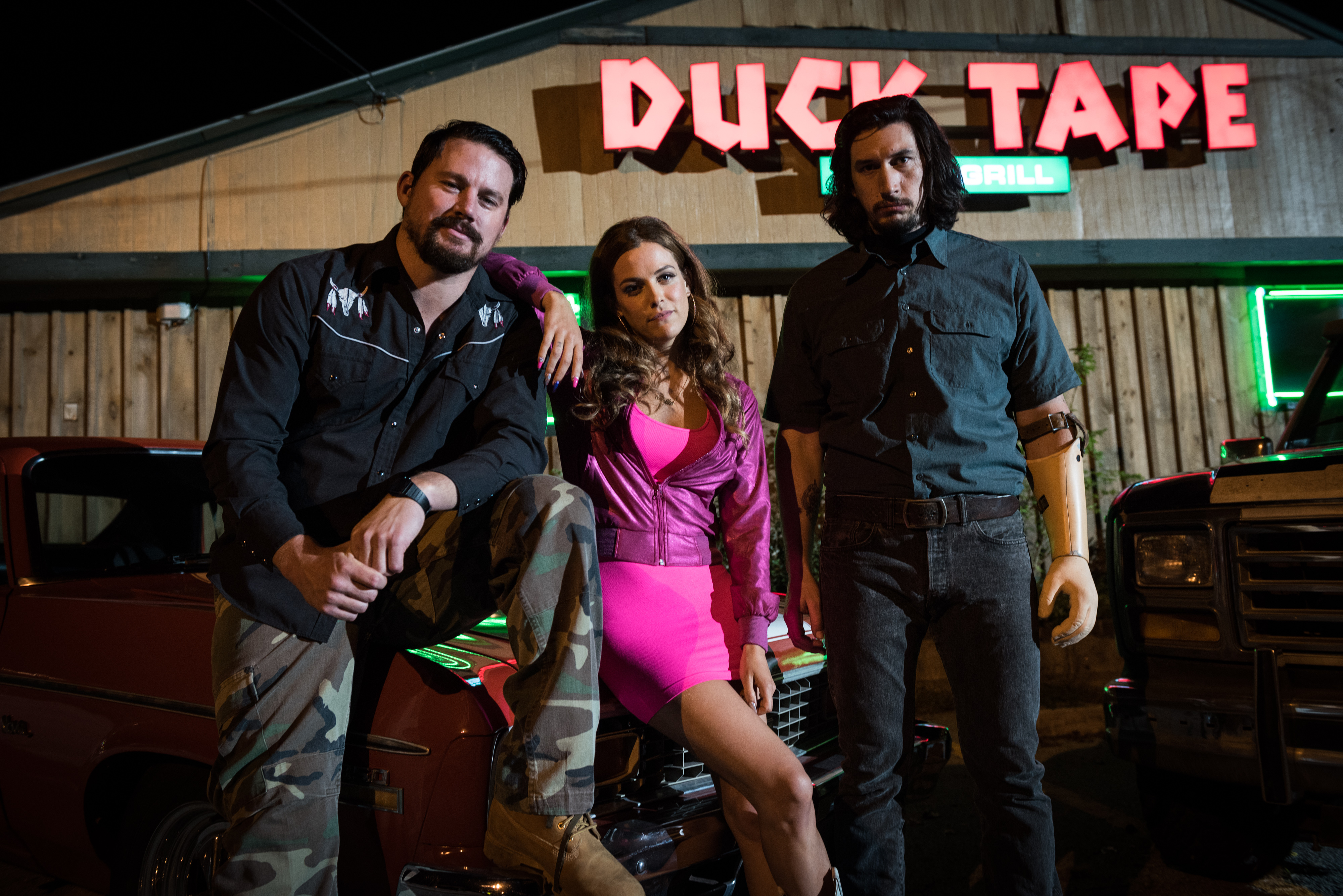 What Nascar Has To Say About Atlanta Filmed Logan Lucky