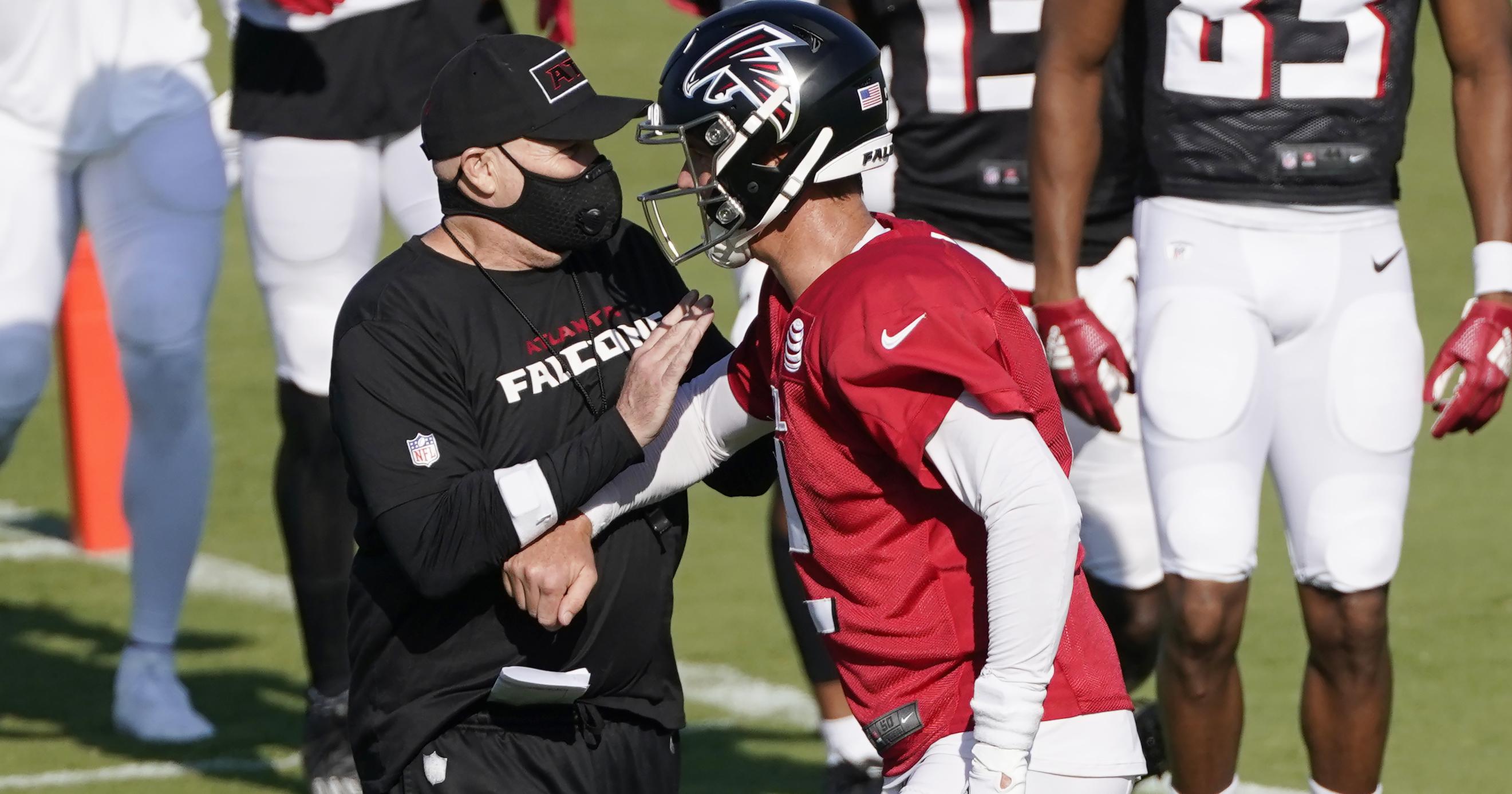 Falcons players reflect on Dan Quinn's ...