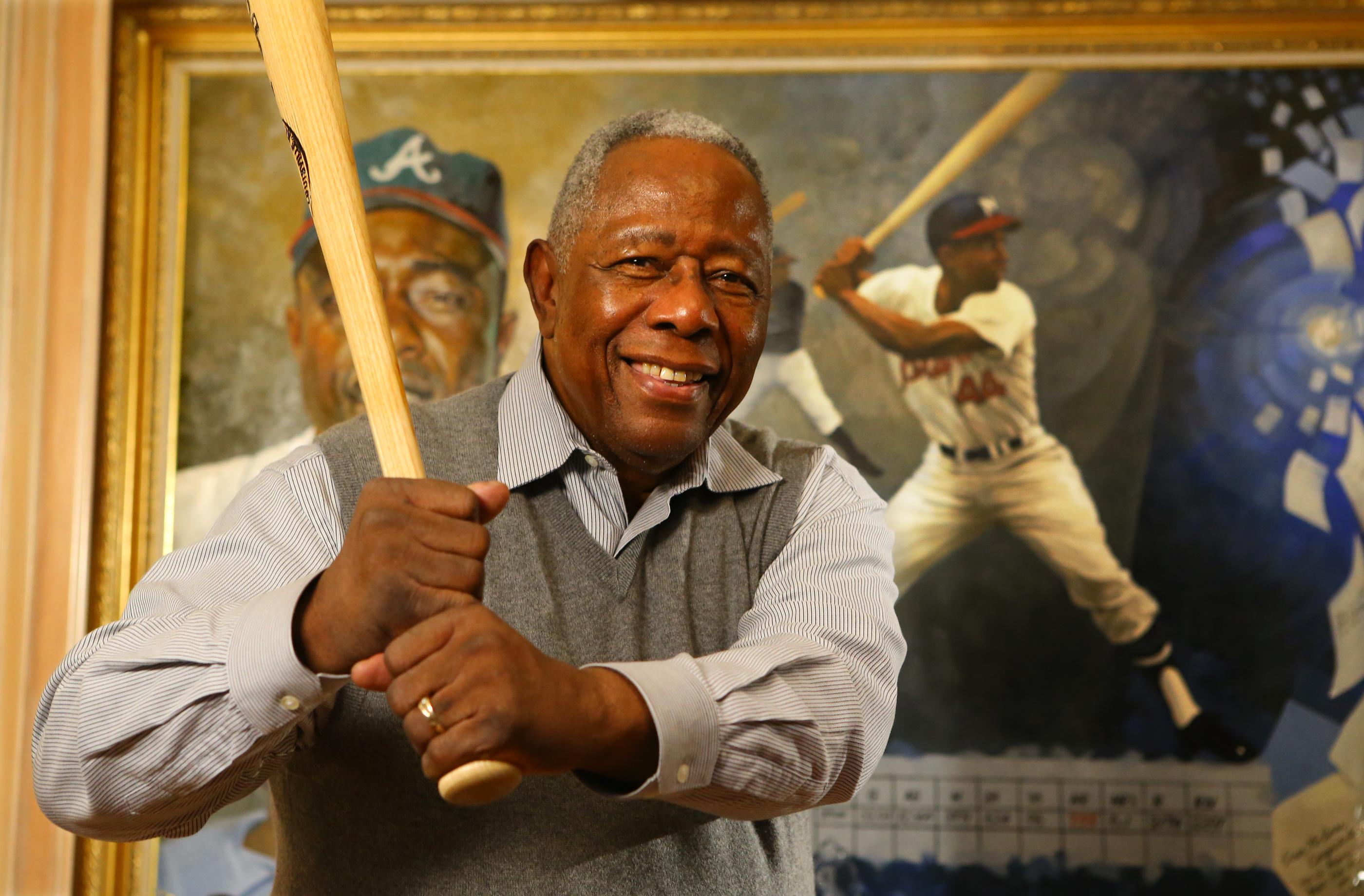 Baseball great Henry 'Hank' Aaron, 86, passes into history