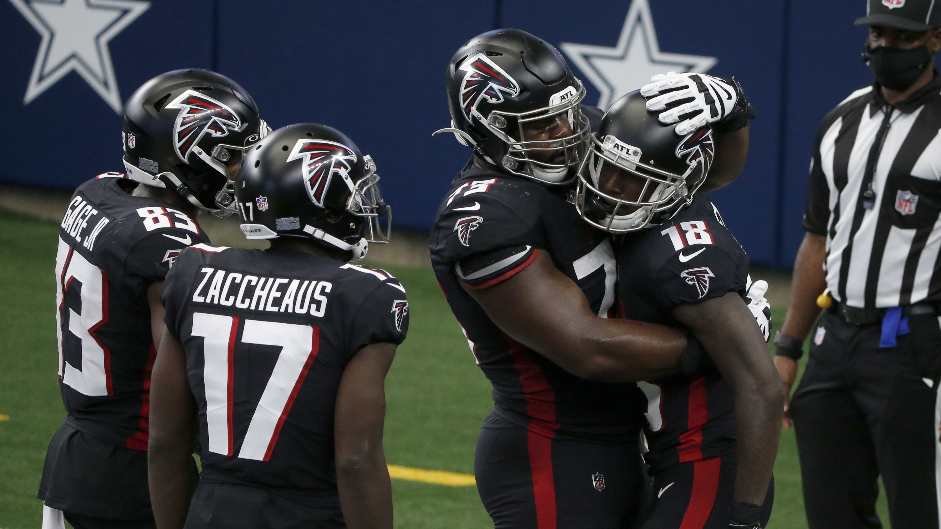 New Wrinkle In This Fold Falcons First To Lose When Offense This Good
