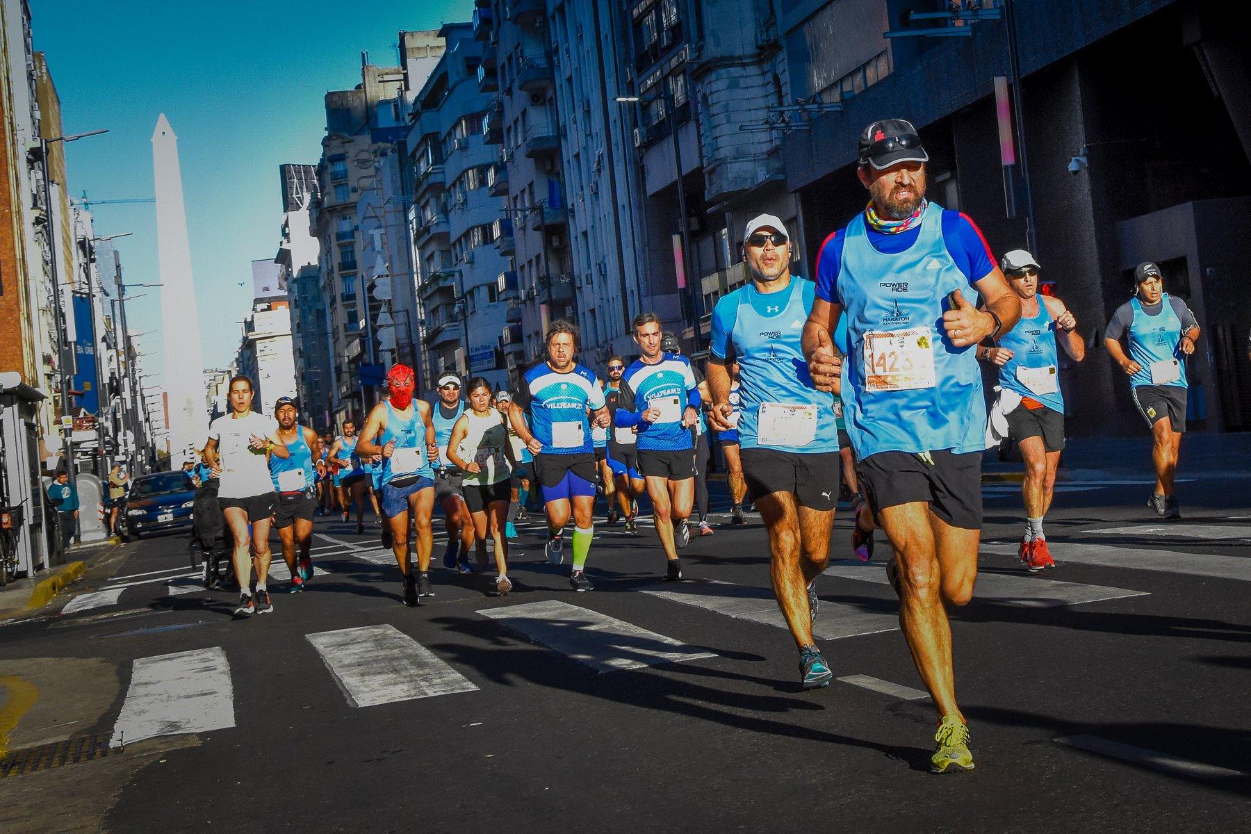 Maratón de Buenos Aires: los ganadores de todas las categorías
