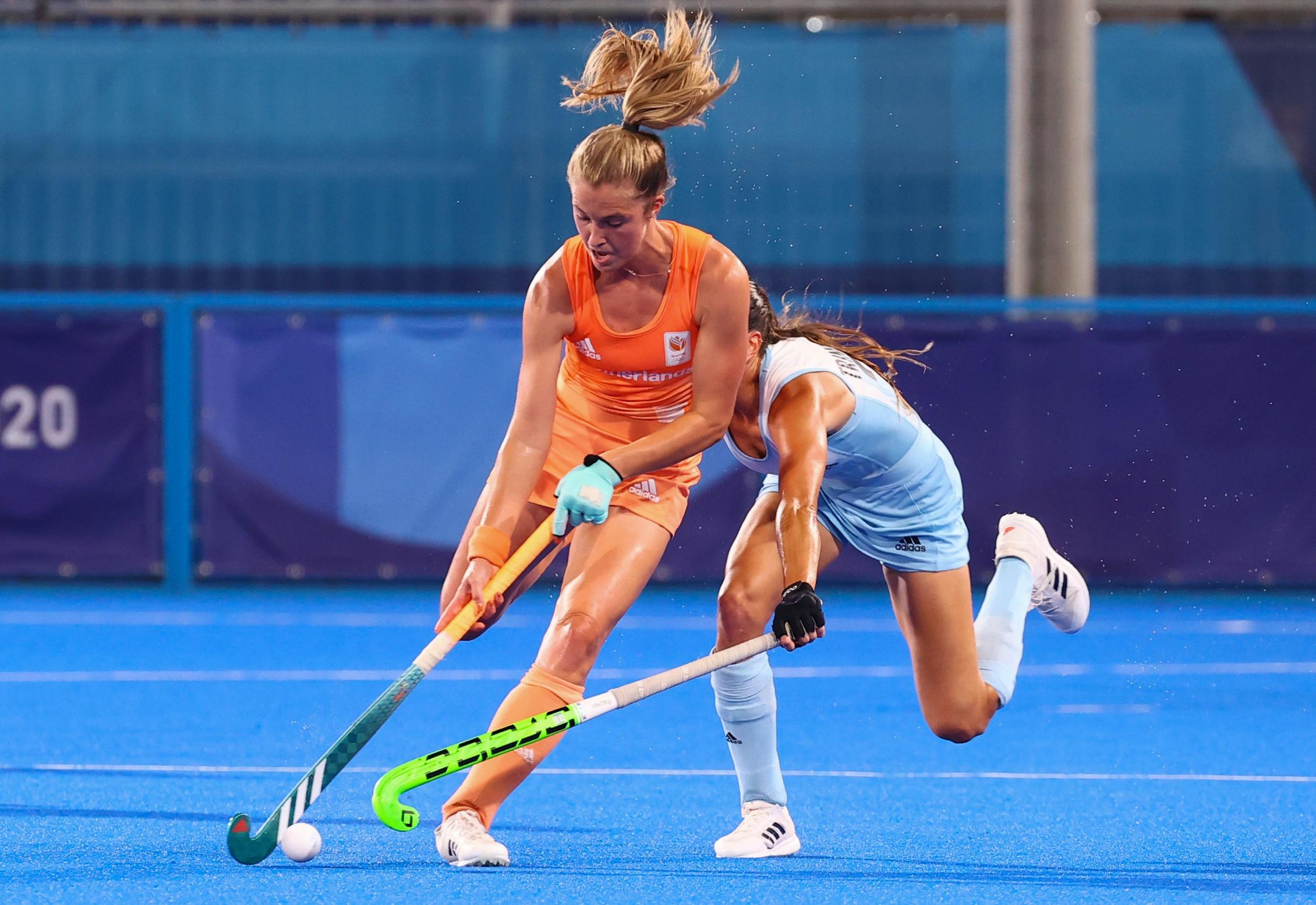 Las Leonas perdieron 3 a 1 con Países Bajos en la final de los Juegos  Olímpicos y se quedaron con la medalla de plata | TN