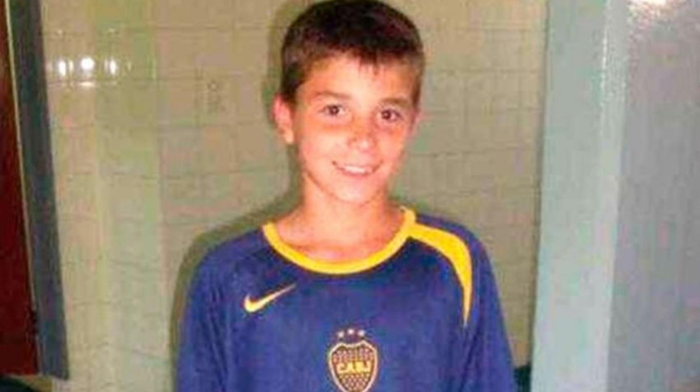 """El día que Julián Álvarez jugó en Boca, hizo dos goles y causó furor, pero no quiso quedarse: """"Yo soy hincha de River"""""""