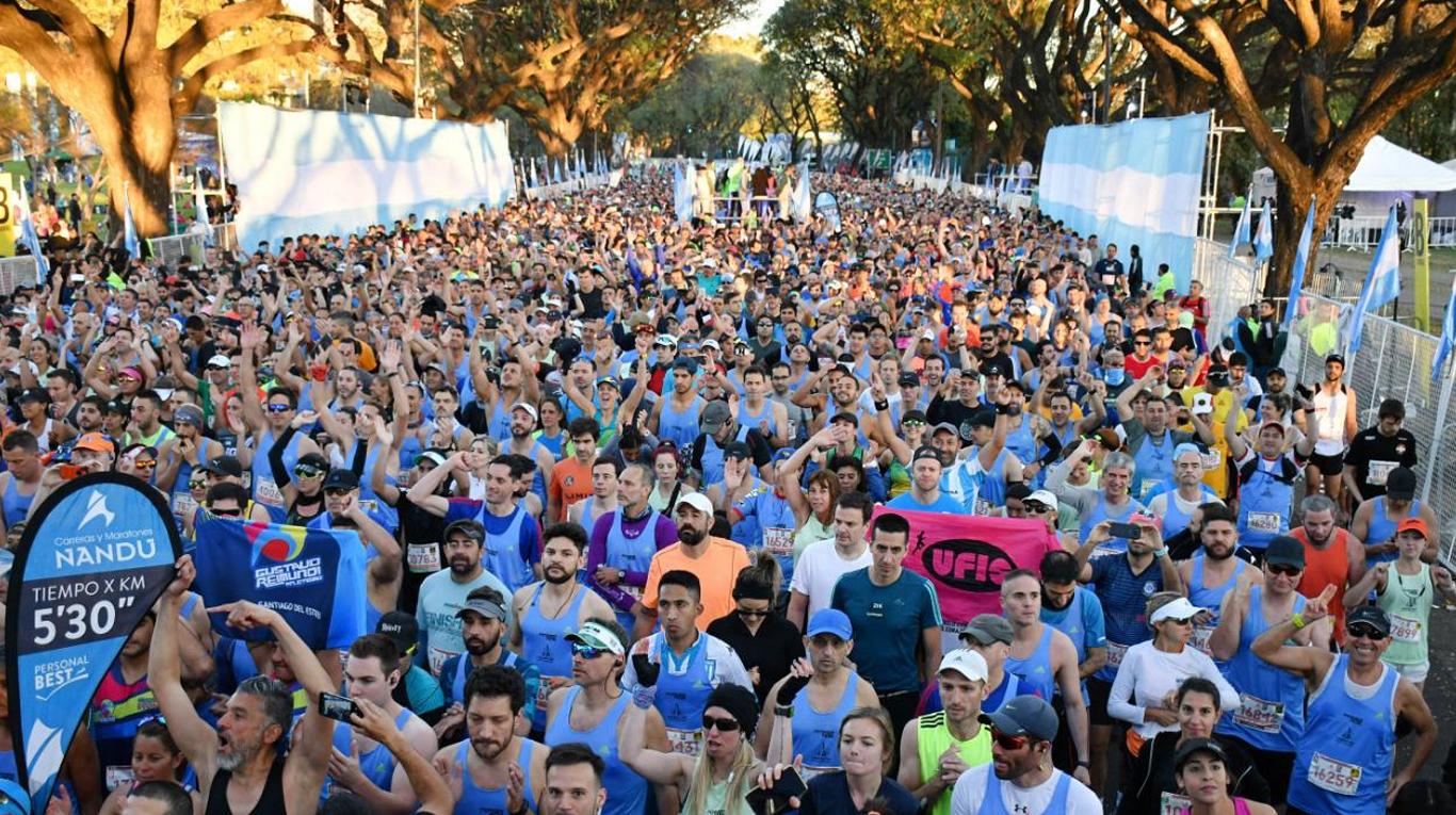 Maratón de Buenos Aires: cortes de calles y protocolos sanitarios