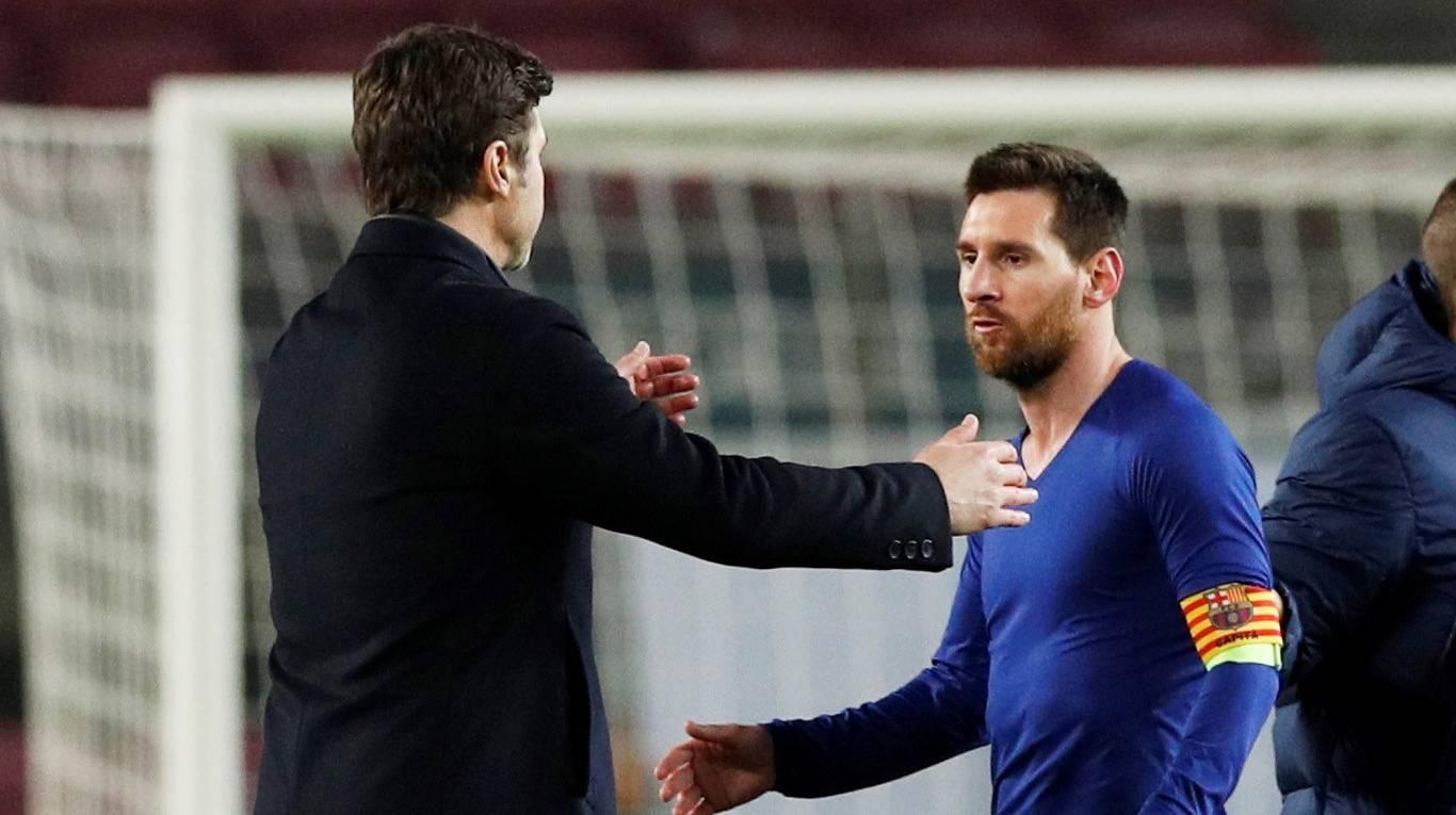 PSG apunta a Messi y Mauricio Pochettino rompió el silencio con un mensaje que hace temblar al mercado de pases