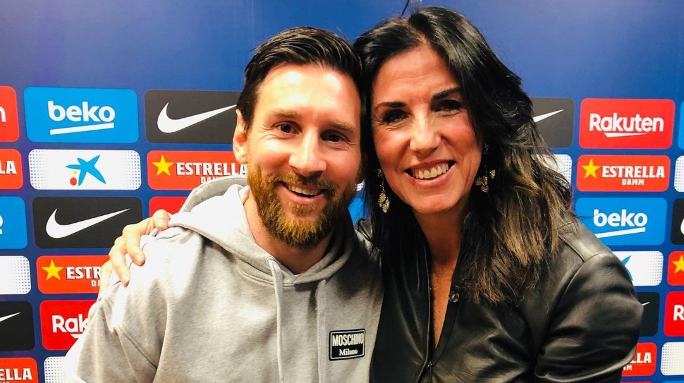 """Una influyente periodista culpó a Messi de su salida del Barcelona y sentenció: """"Es tan millonario gracias al club, que hoy debería jugar gratis"""""""