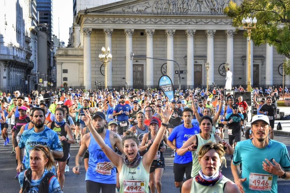 Maratón de Buenos Aires: los cortes de calle, el circuito y todo lo que tenés que saber