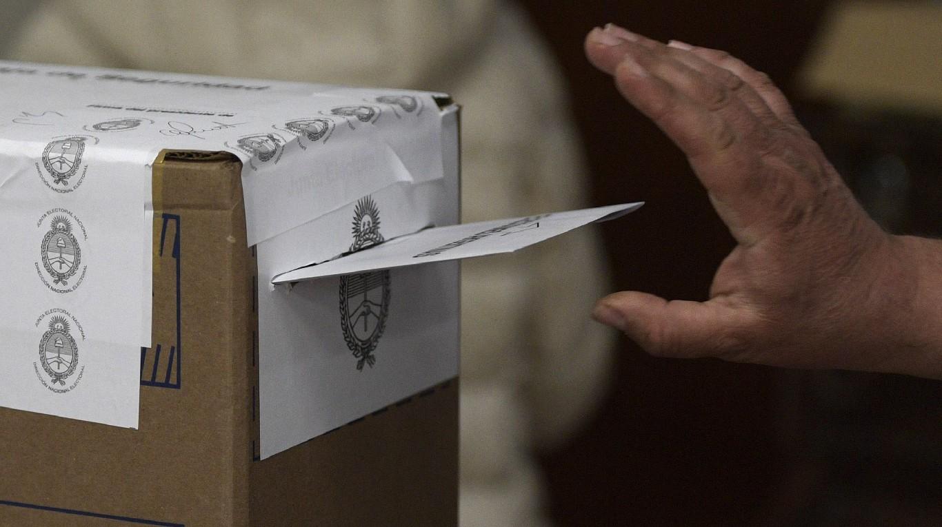 PASO 2021: qué pasa si no puedo ir a votar y cuáles son las justificaciones