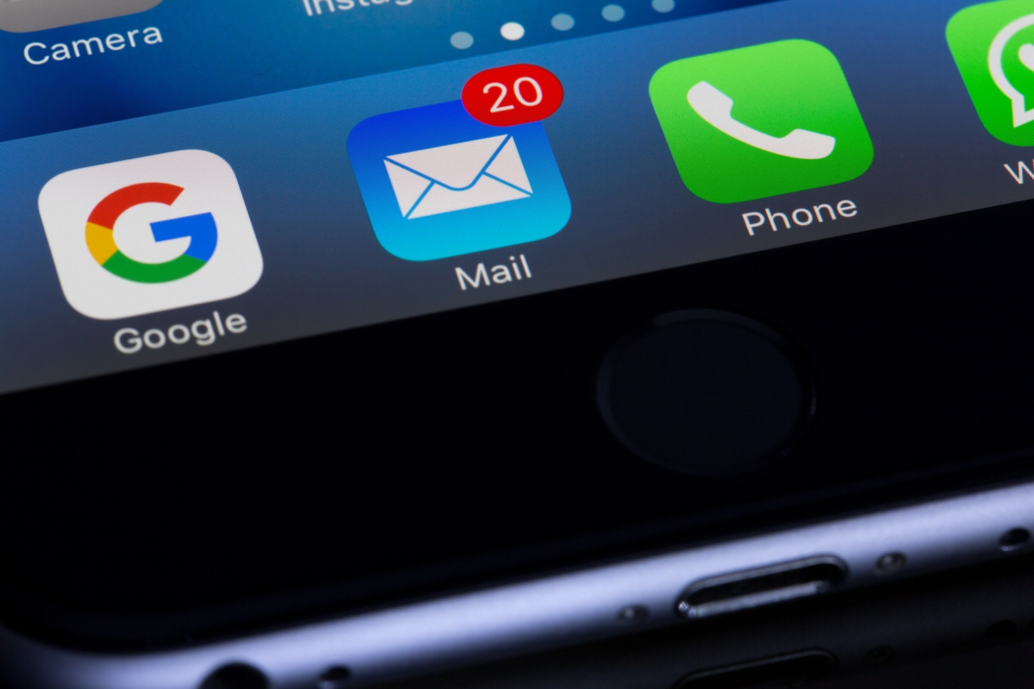 Dig up any old email in your inbox. Even if it's in the trash.