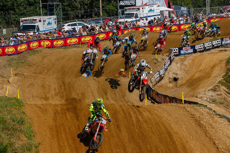Understanding Motocross Track Layouts Dirt Rider