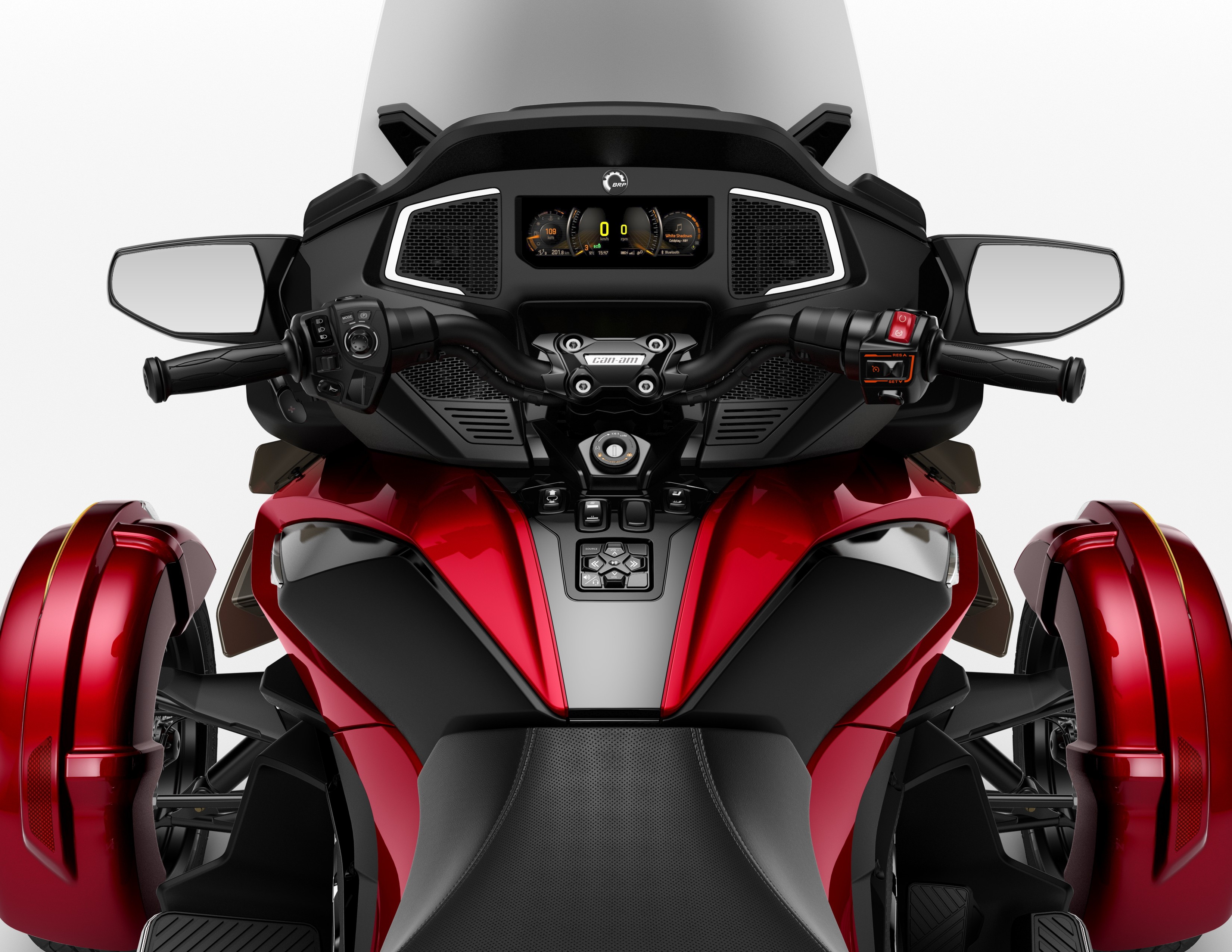 2020 Can Am Spyder Rt And Rt Limited First Look Cycle World