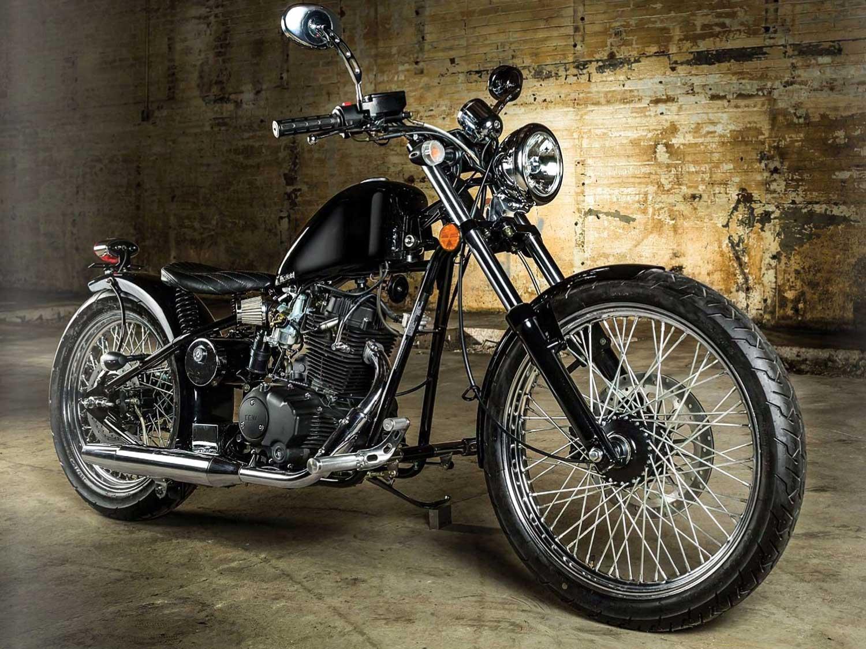 Best Bobbers Motorcycle Cruiser