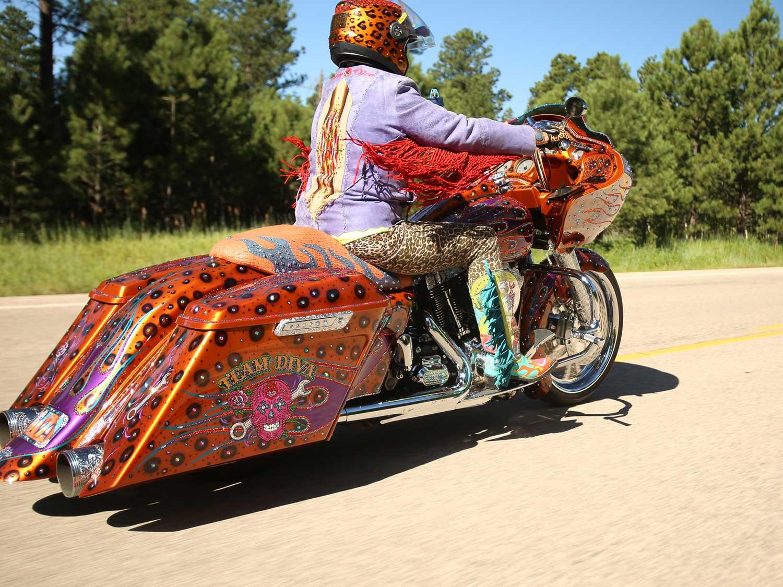 Custom Harley Road Glide Sturgis 2020