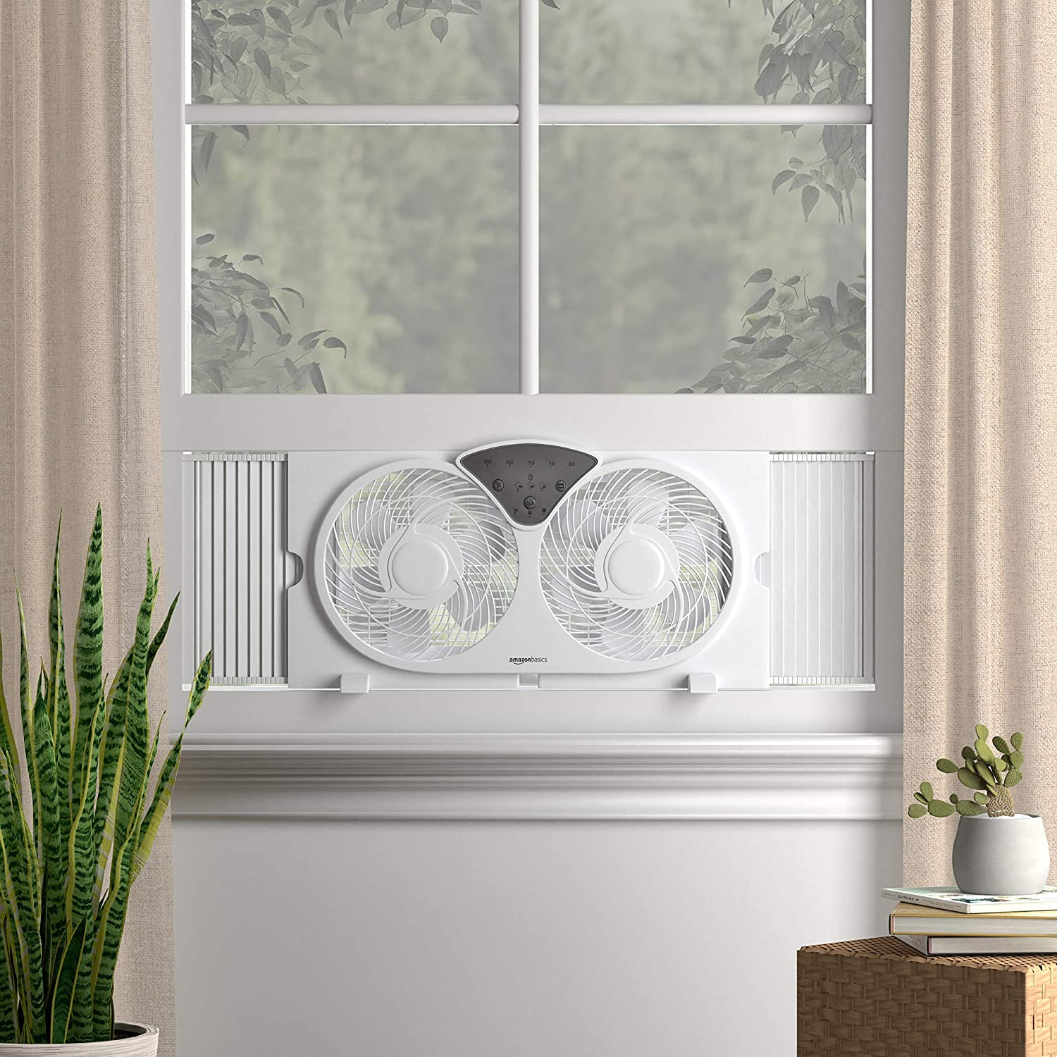 Window fans that will keep you cool