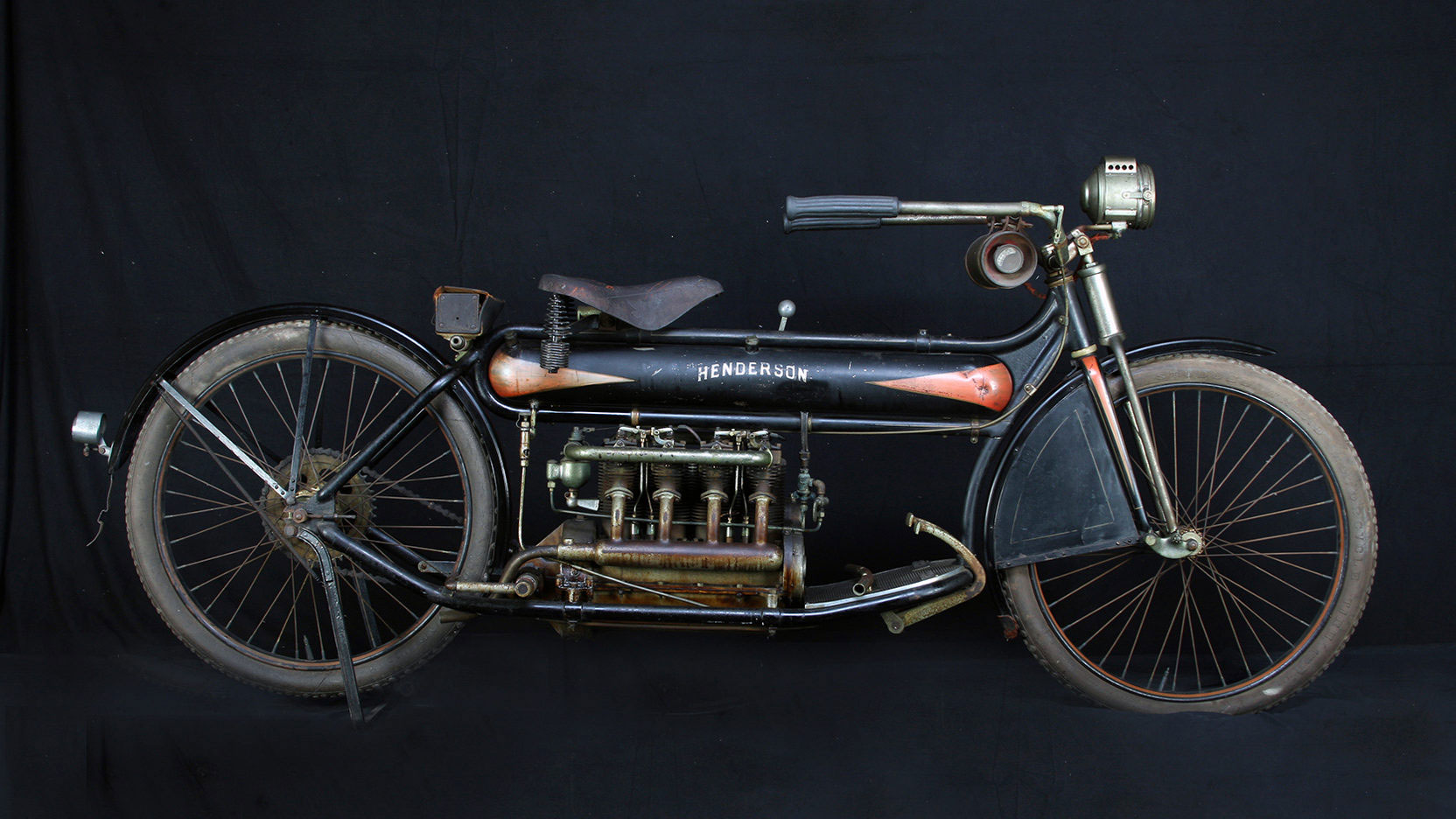 1912 Henderson Four
