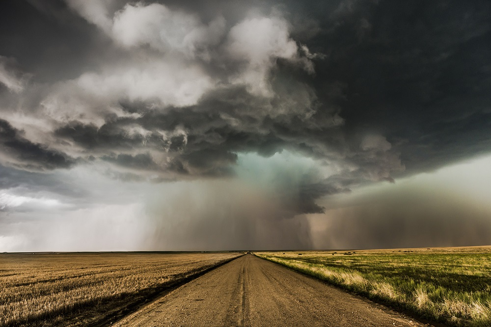 This photographer captures the most dramatic storms
