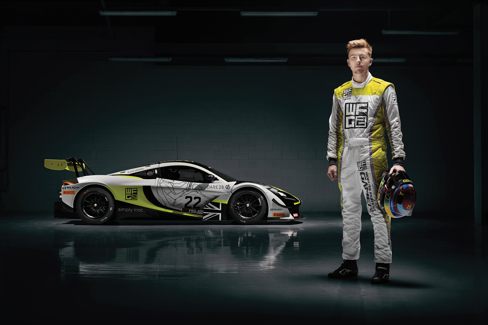 The next generation of race car drivers started out as gamers