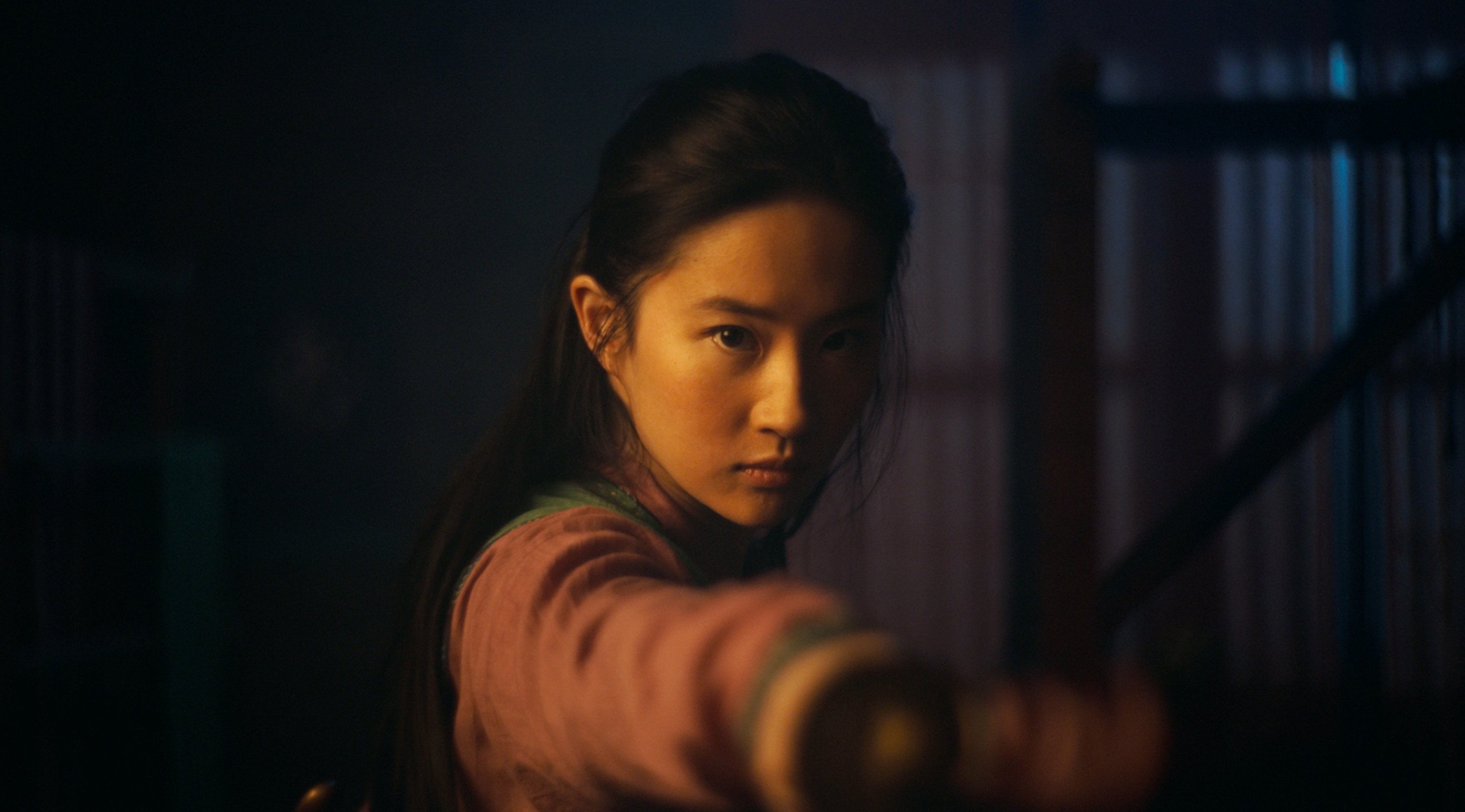 The Live Action Mulan Streaming On Disney Improves On The Animated Original The Boston Globe