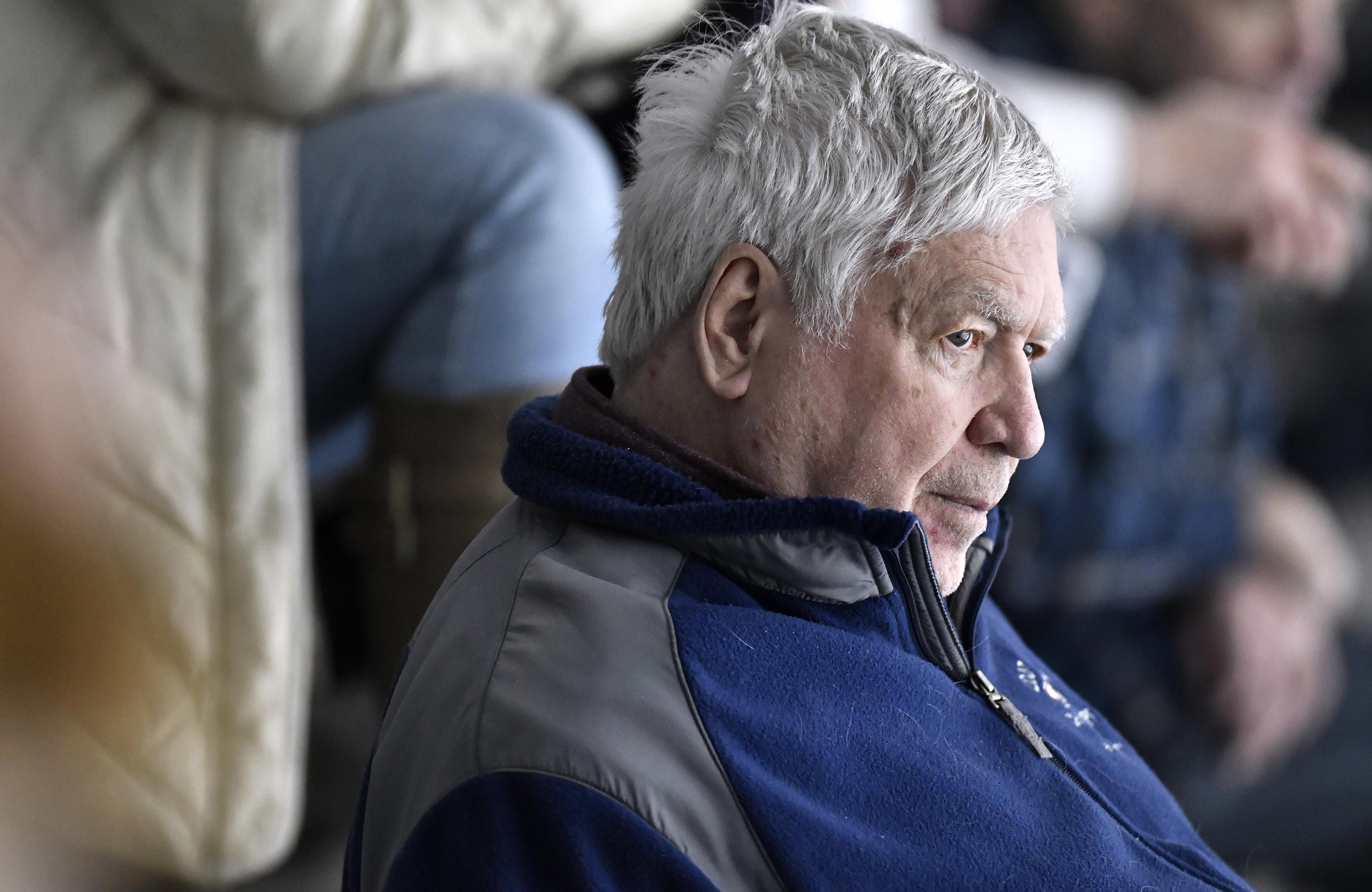 Carl Gray began the Assabet hockey program in 1972.