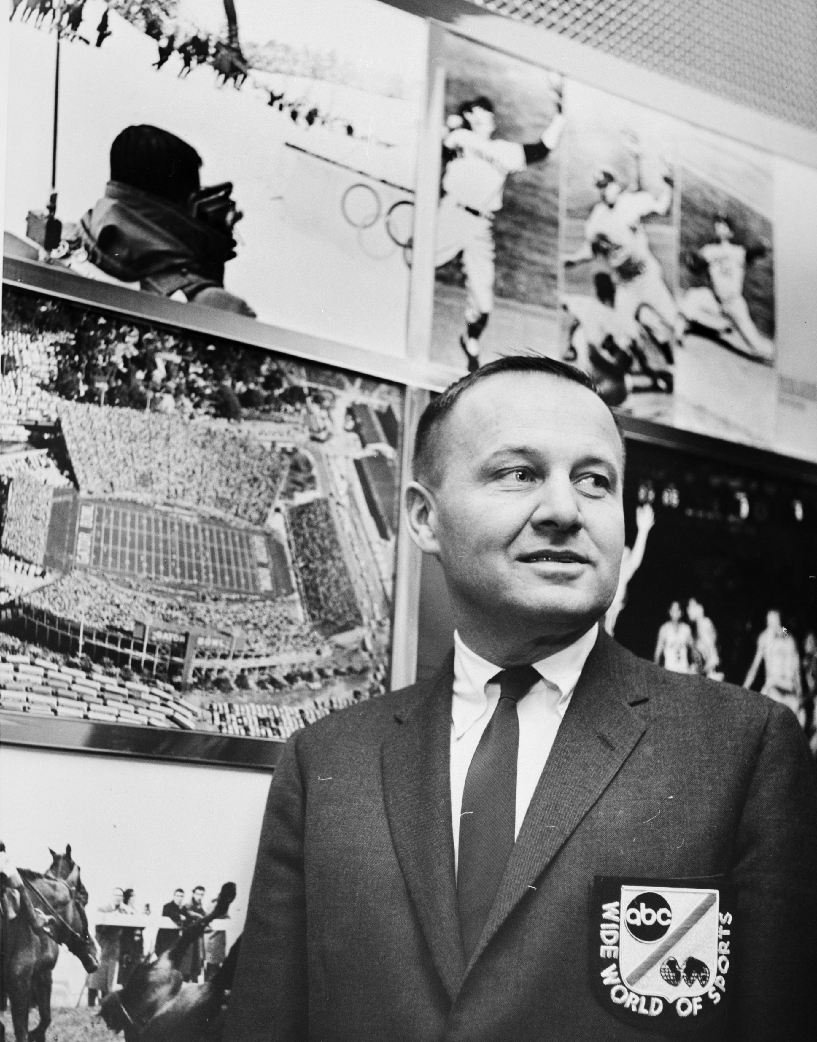 "The underlying message of ""Wide World of Sports"" — people competing passionately are what make sports so compelling — would not have been so clear if not for host Jim McKay."
