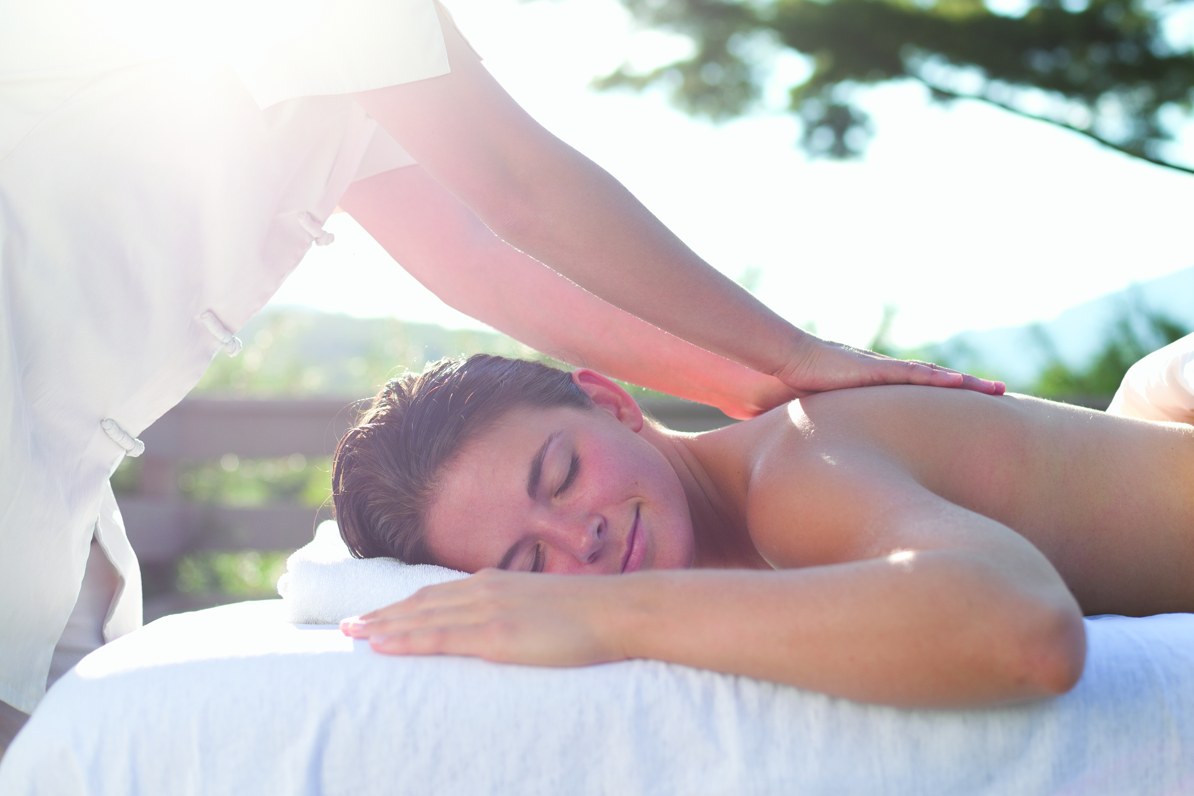 Pamper your Mom with a treatment at the Topnotch Spa, considered one of the finest in the country.