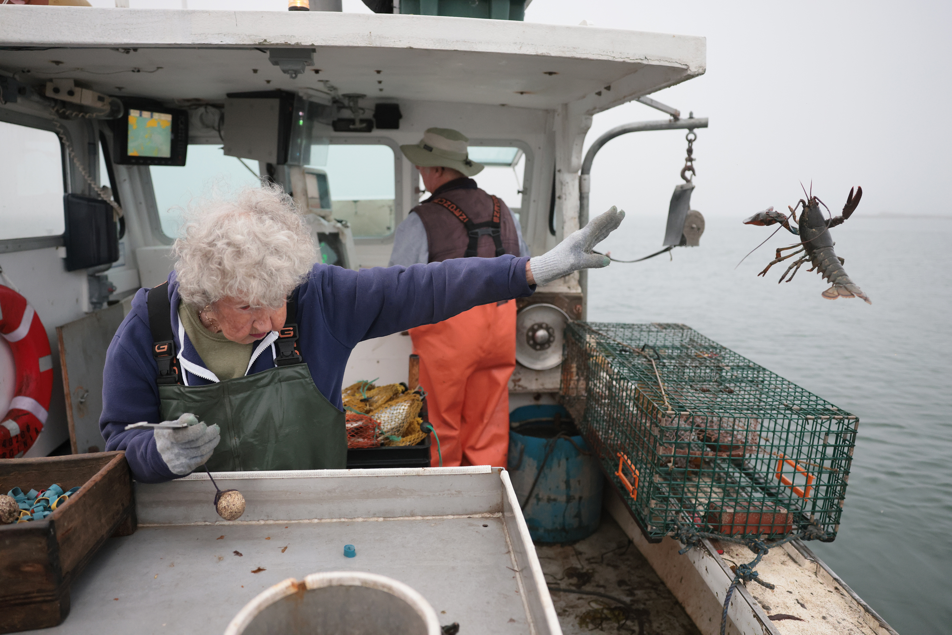 These 'Lobsterwoman' memes are keepers - The Boston Globe