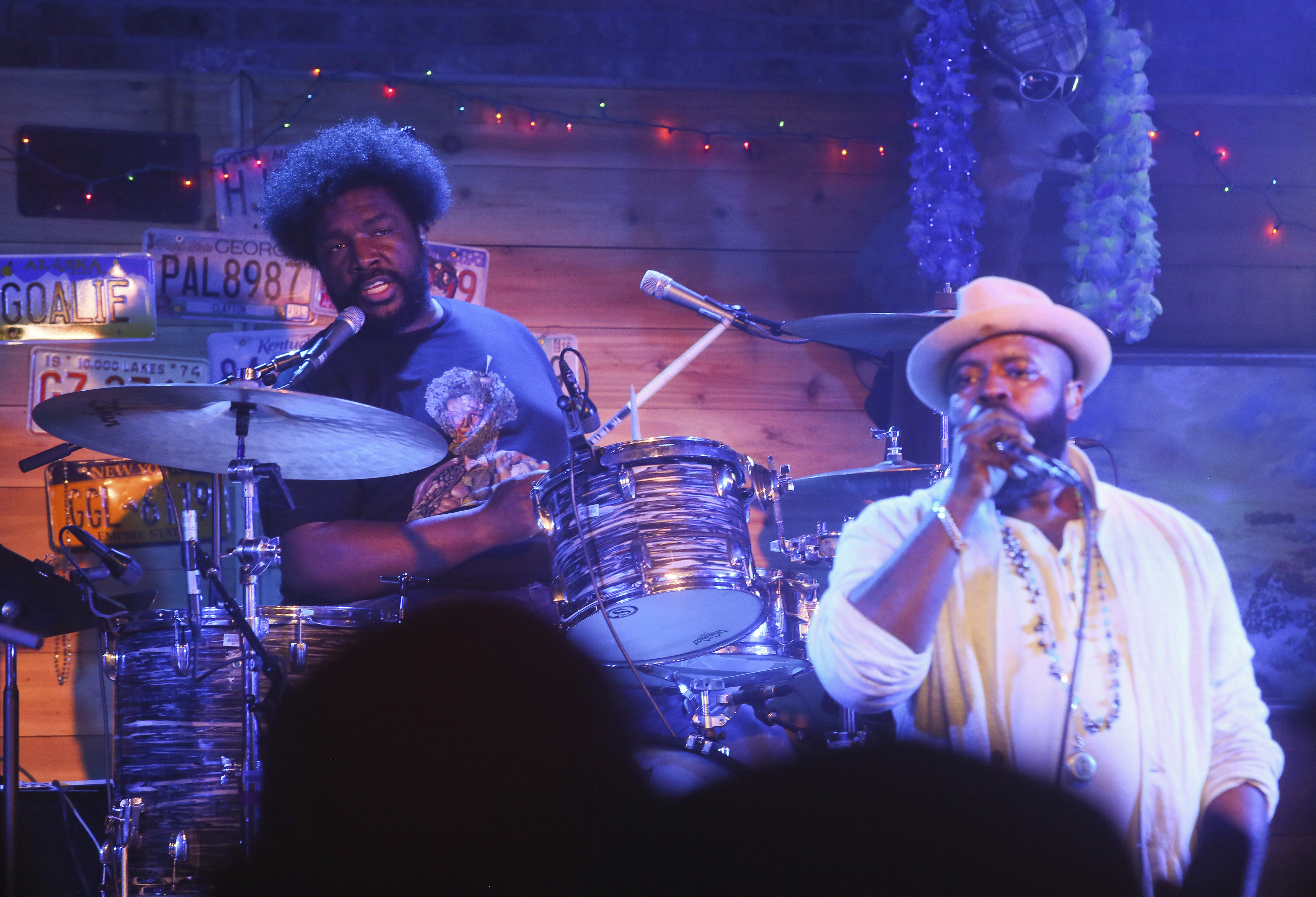 The Roots, presented at the South by Southwest Music Festival 2017, arrives at the House of Blues on August 29.
