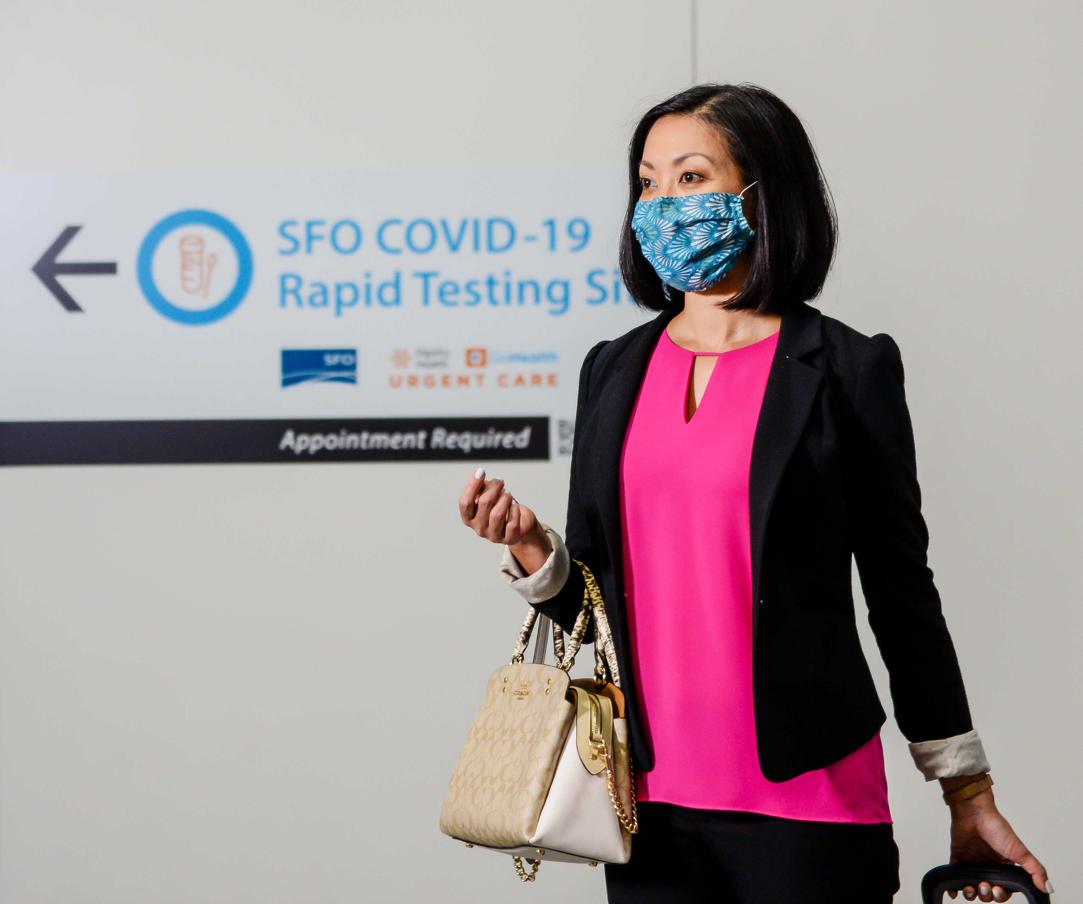 Some airports offer approved COVID-19 tests for travelers heading to Hawaii, including San Francisco International Airport.