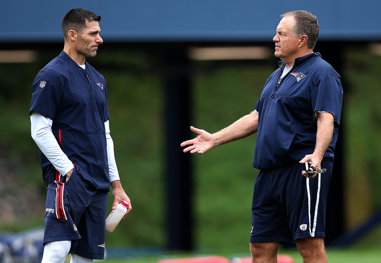 Pro personnel director Dave Ziegler is in line to replace Nick Caserio for Patriots - The Boston Globe