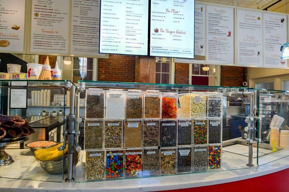 Herrell's Ice Cream & Sweet Bakery is a Globe reader favorite.