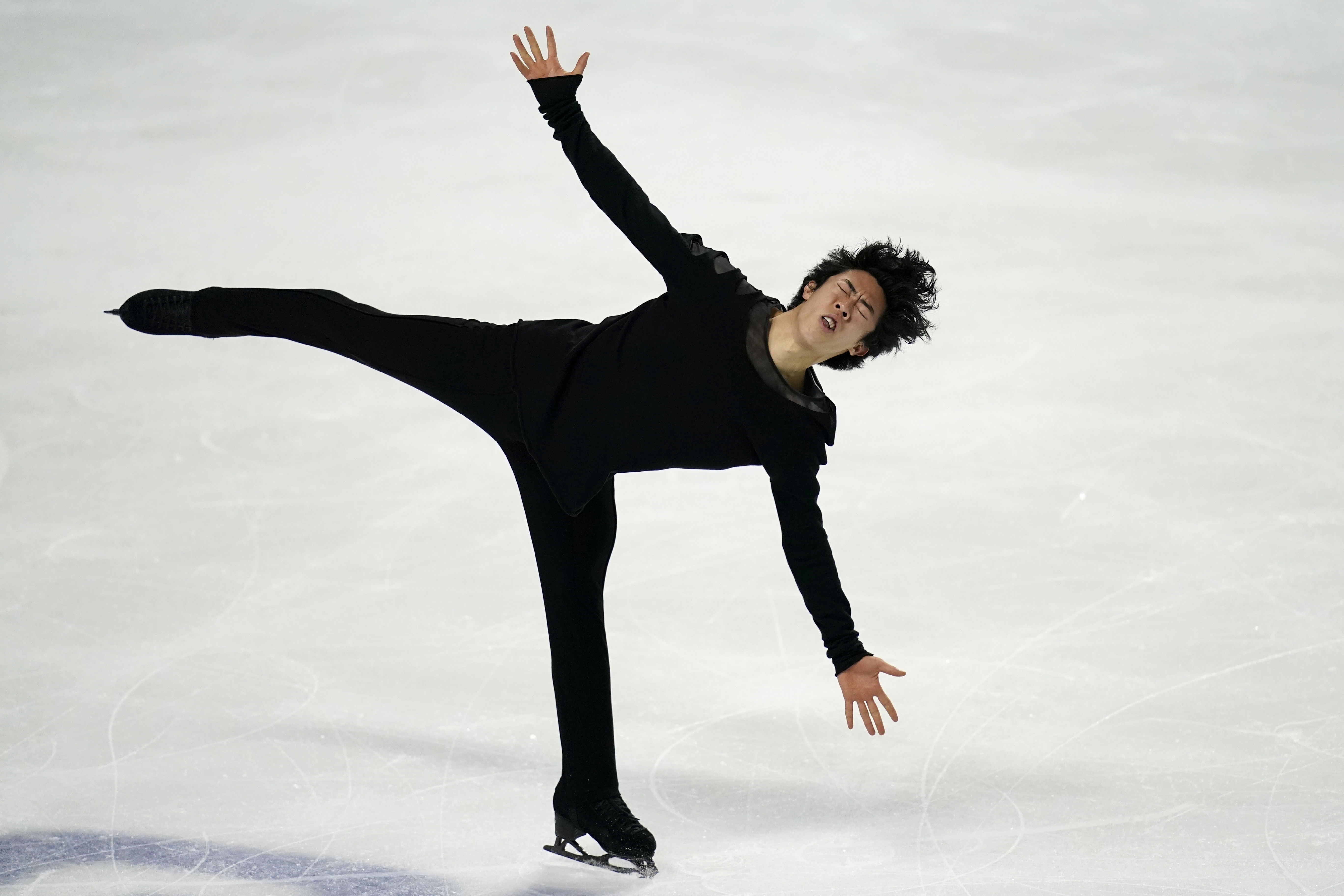 Nathan Chen Wins Fifth Straight Us Figure Skating Title The Boston Globe