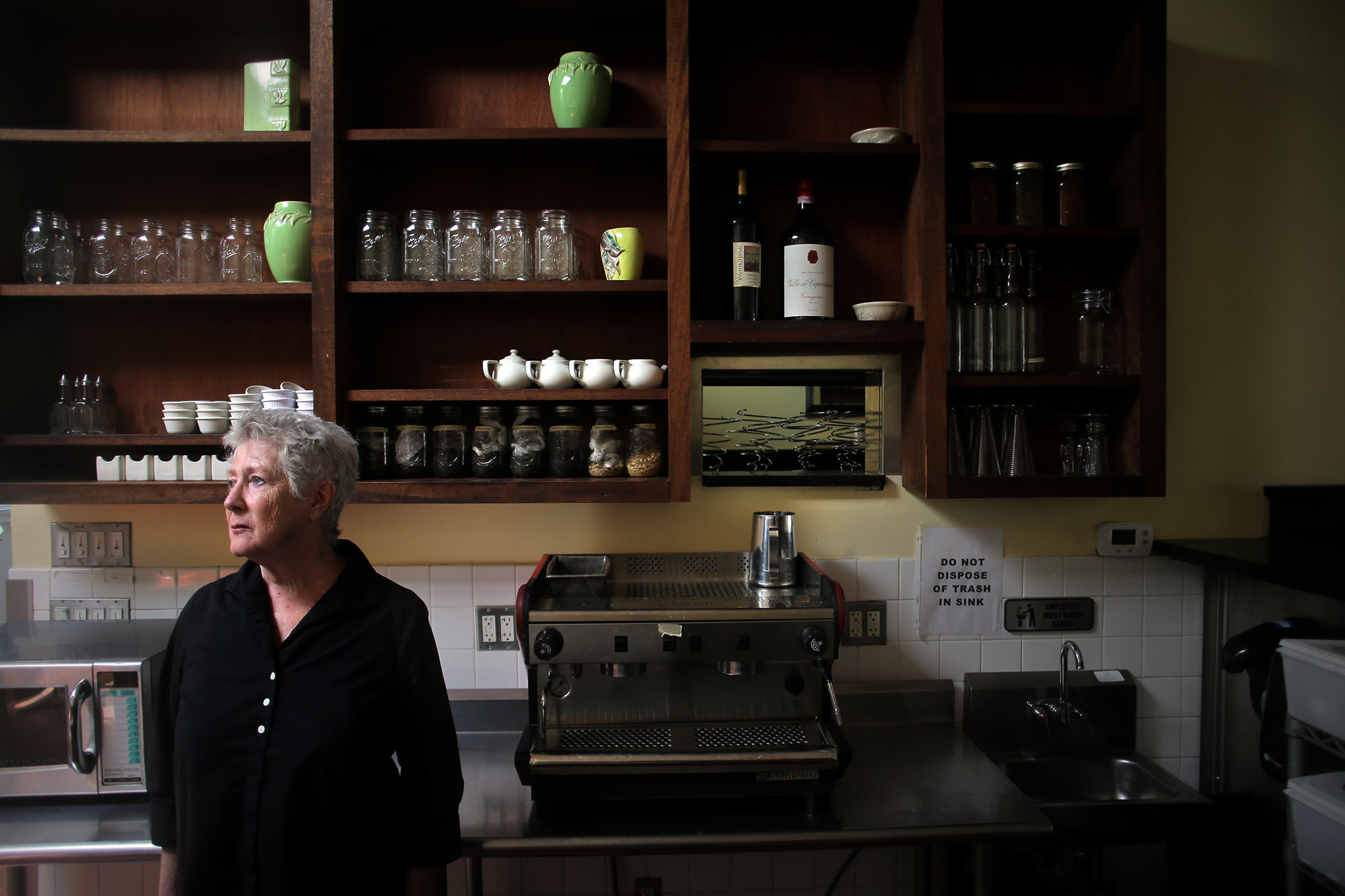 Ginnie Curcio closed her Stellina Restaurant after three decades in Watertown Square, with the COVID-19 coronavirus pandemic sealing the decision for her.
