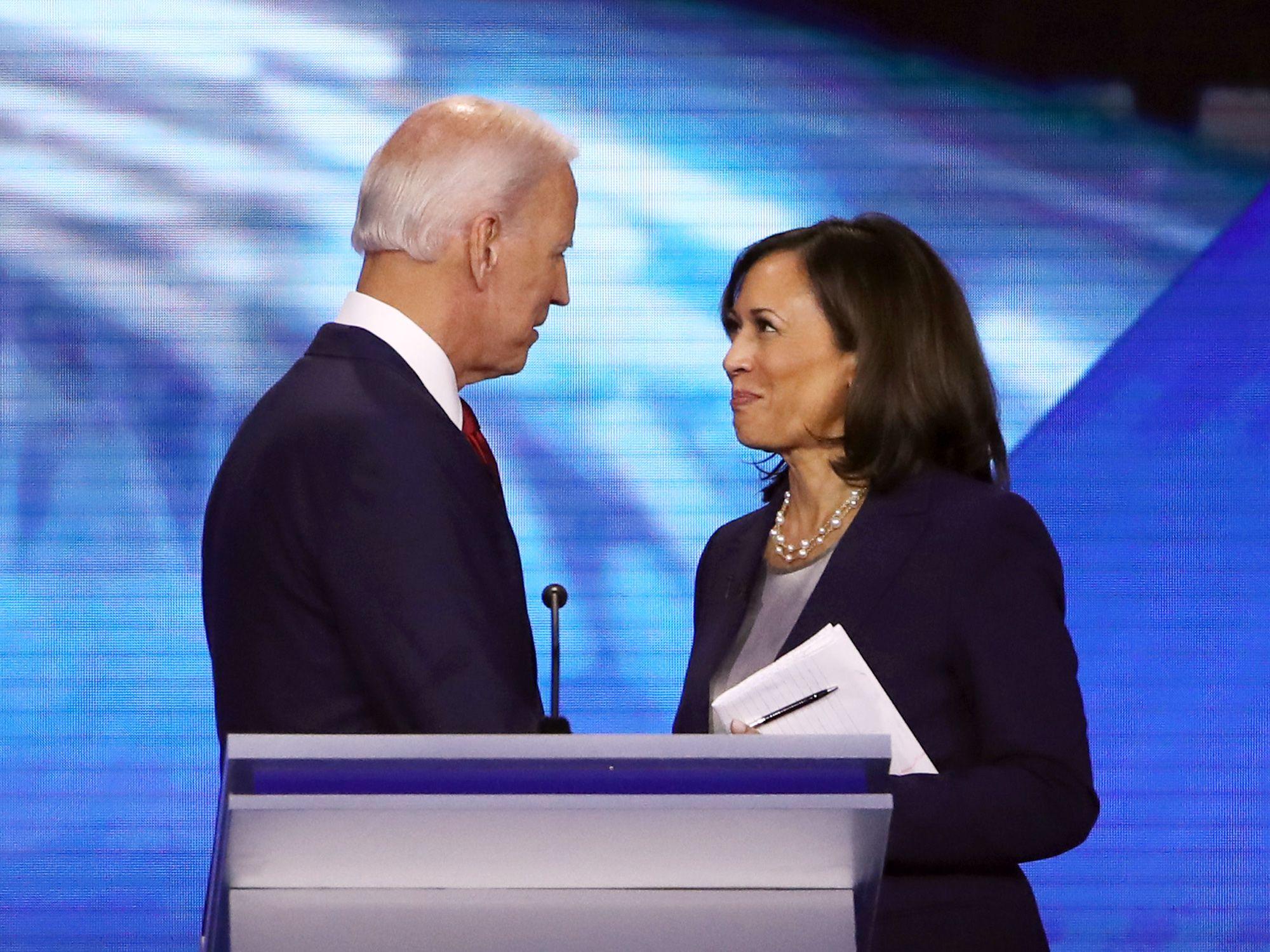 bostonglobe.com - Liz Goodwin - Joe Biden picks Kamala Harris as his running mate